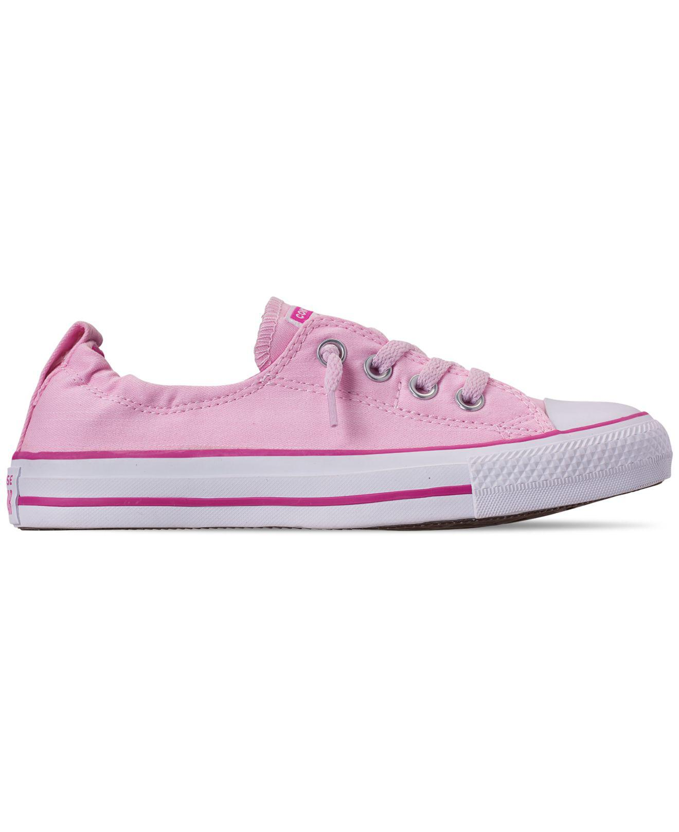 Lyst - Converse Chuck Taylor All Star Shoreline Slip-on Sneaker (women) in  Pink - Save 2% 6f015a06e