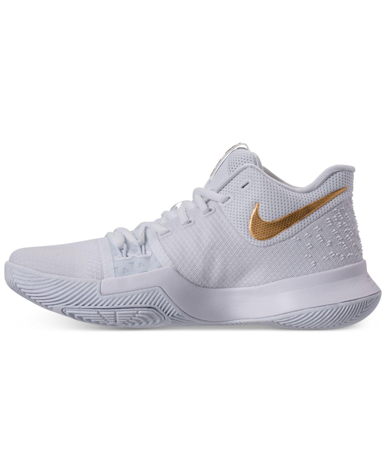 Nike Synthetic Kyrie 3 Basketball