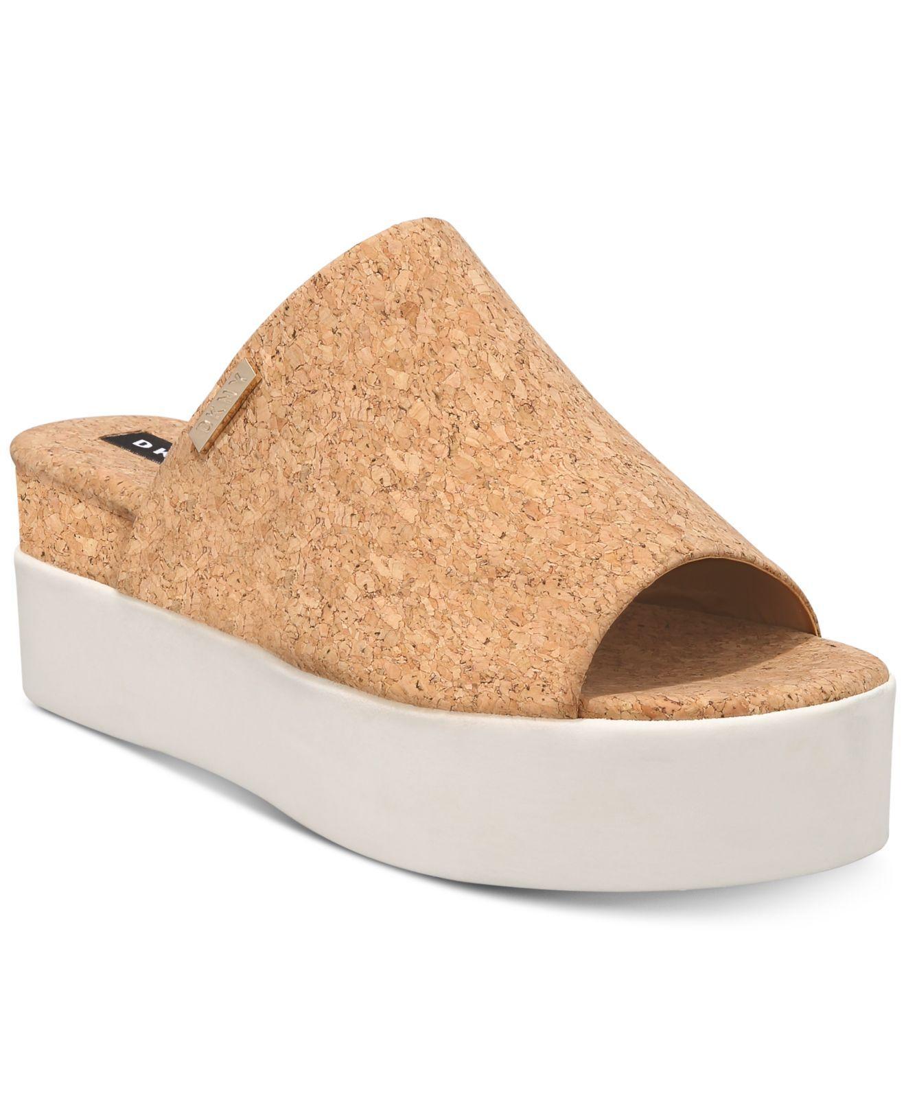 0553b22bd98 DKNY. Women s Natural Carli Sandals ...