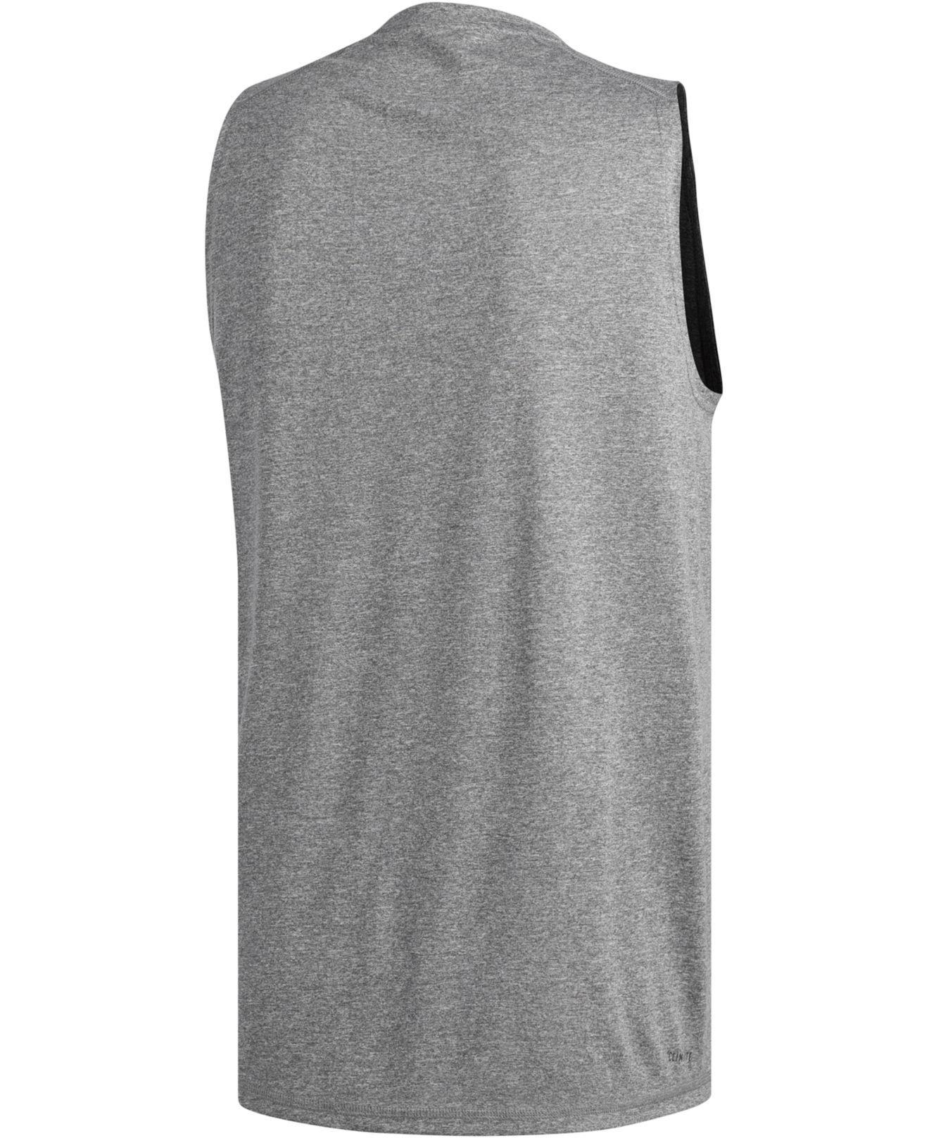 34c56df8b5d9a Lyst - adidas Freelift Tank Top in Gray for Men
