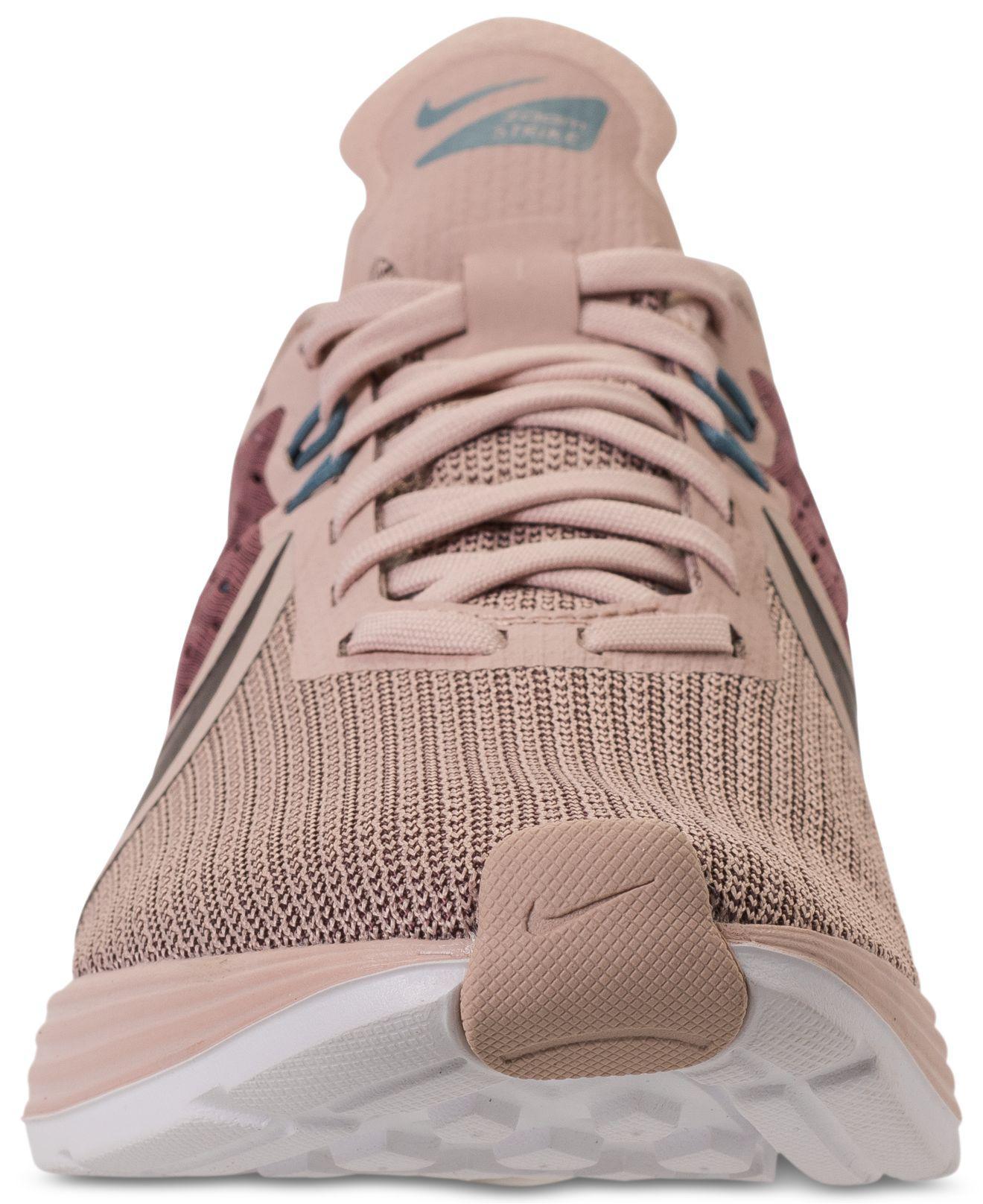 women's zoom strike 2 running sneakers from finish line