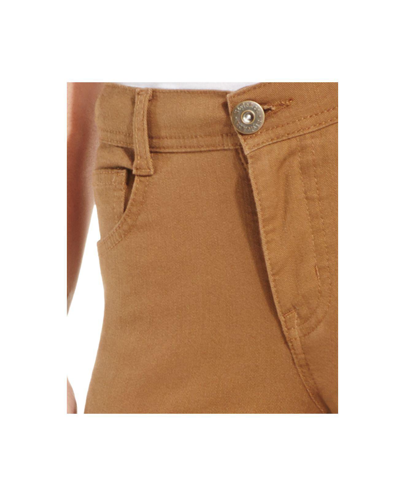 224a6555d4d Lyst - Style   Co. Petite Tummy-control Slim-leg Jeans