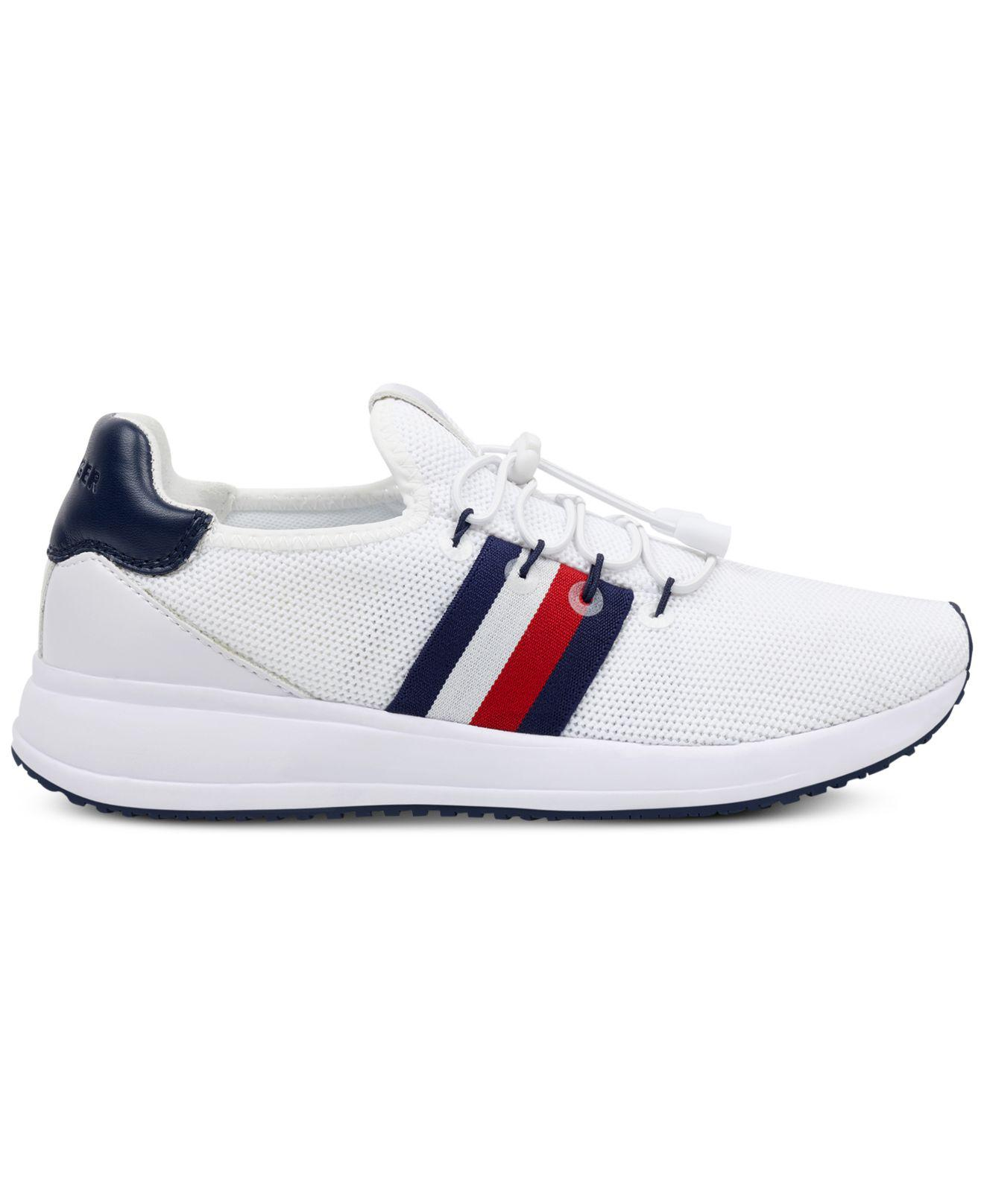 b19135ffd47e6b Lyst - Tommy Hilfiger Rhena Sneakers in White