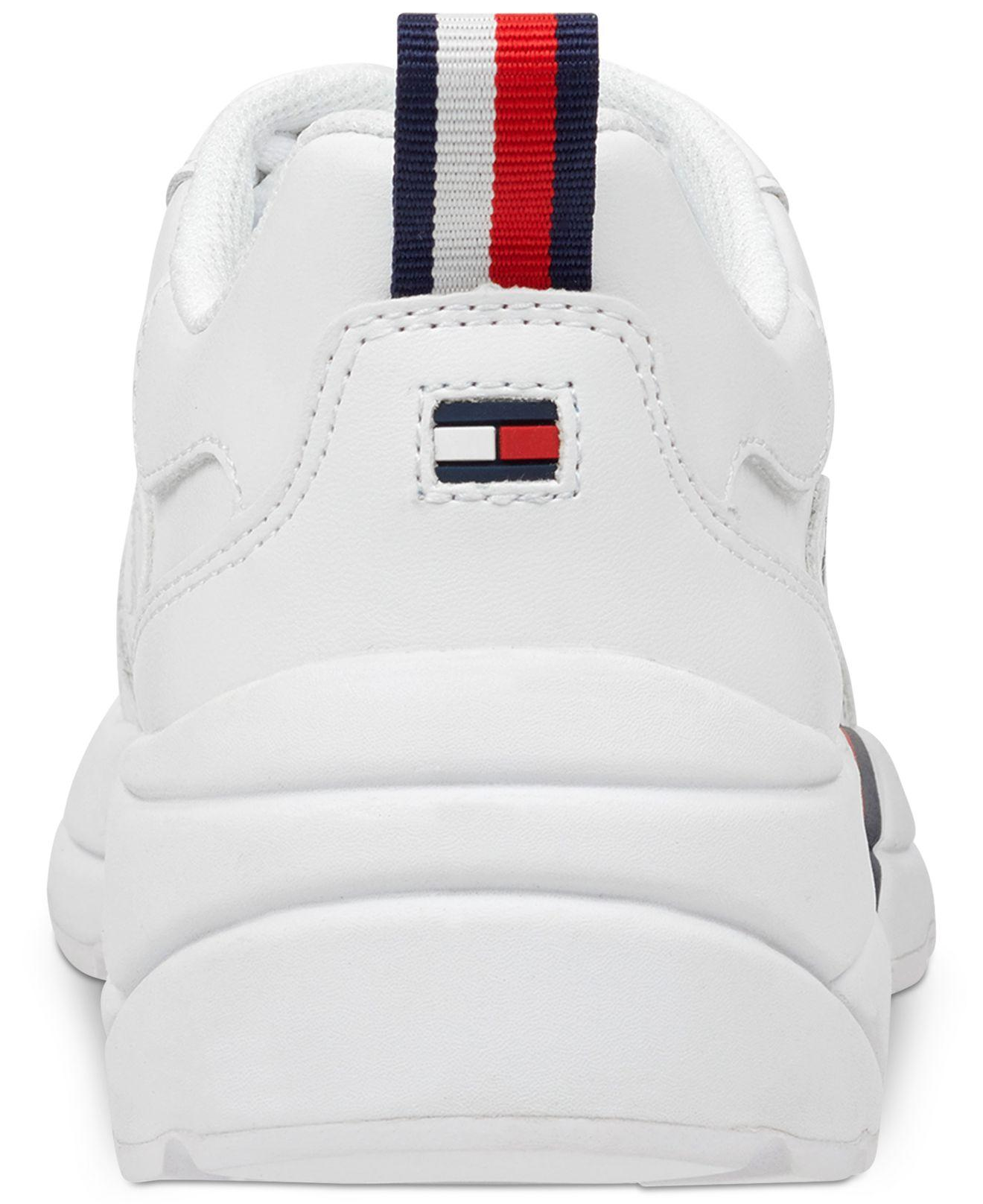 Tommy Hilfiger Envoy Sneakers in White