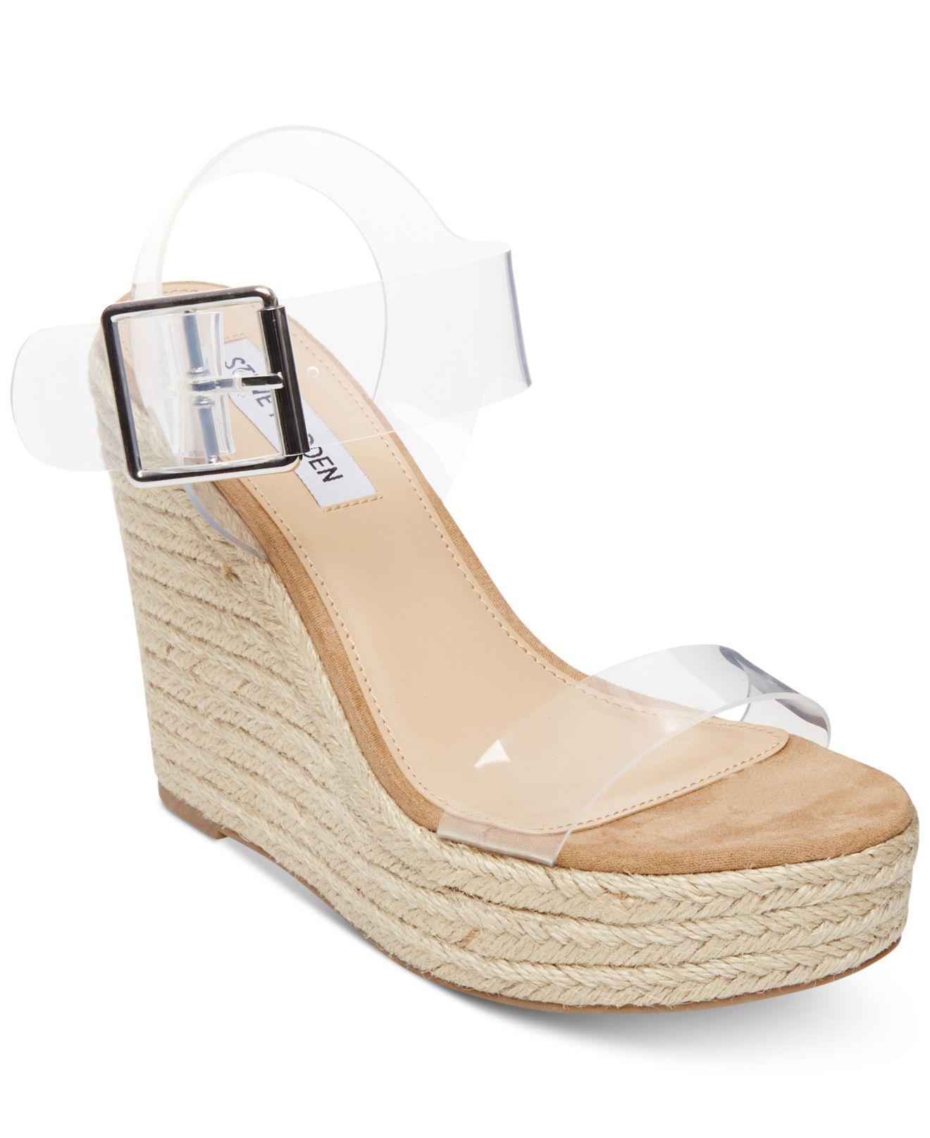 036c550d0c9 Lyst - Steve Madden Splash Espadrille Sandal - Save 20%