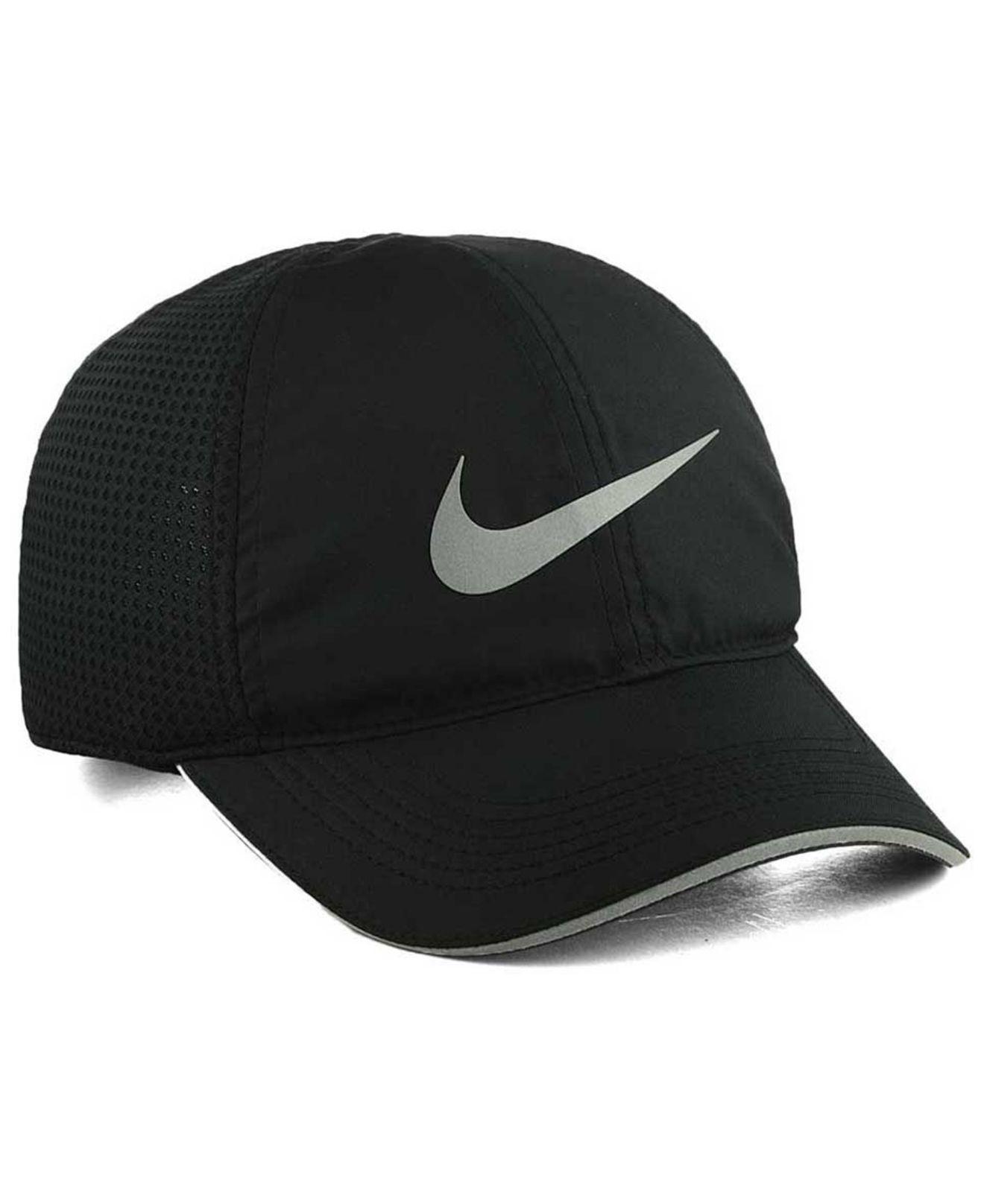 Lyst - Nike Heritage Elite Run Cap in Black for Men 97df8acc2b1