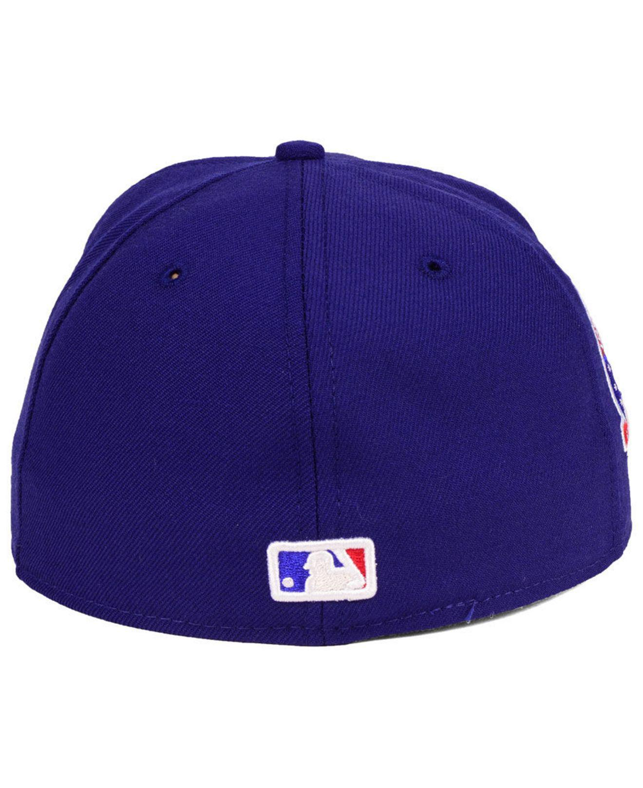 info for e6ad4 89fff ... hot lyst ktz los angeles dodgers anniversary pack 59fifty fitted cap  89b98 5aecd