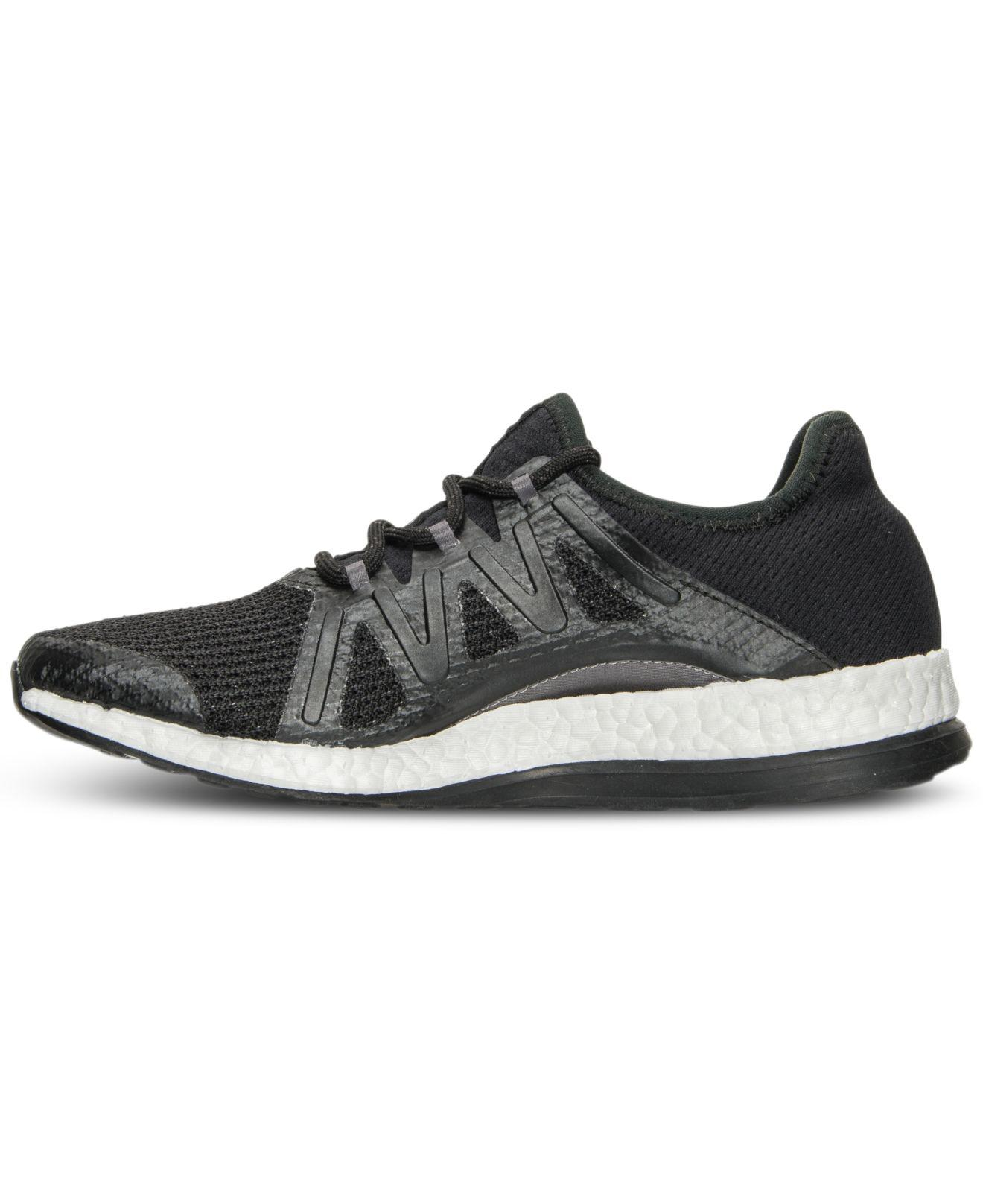 adidas Women's Pure Boost Xpose Running Sneakers from Finish Line