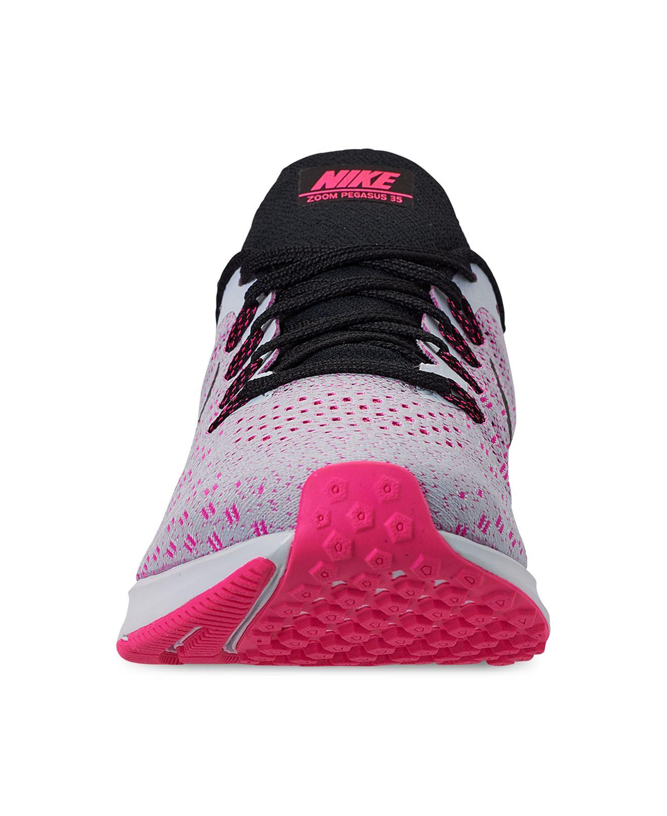 separation shoes 01819 f00bd Women's Air Zoom Pegasus 35 Running Sneakers From Finish Line