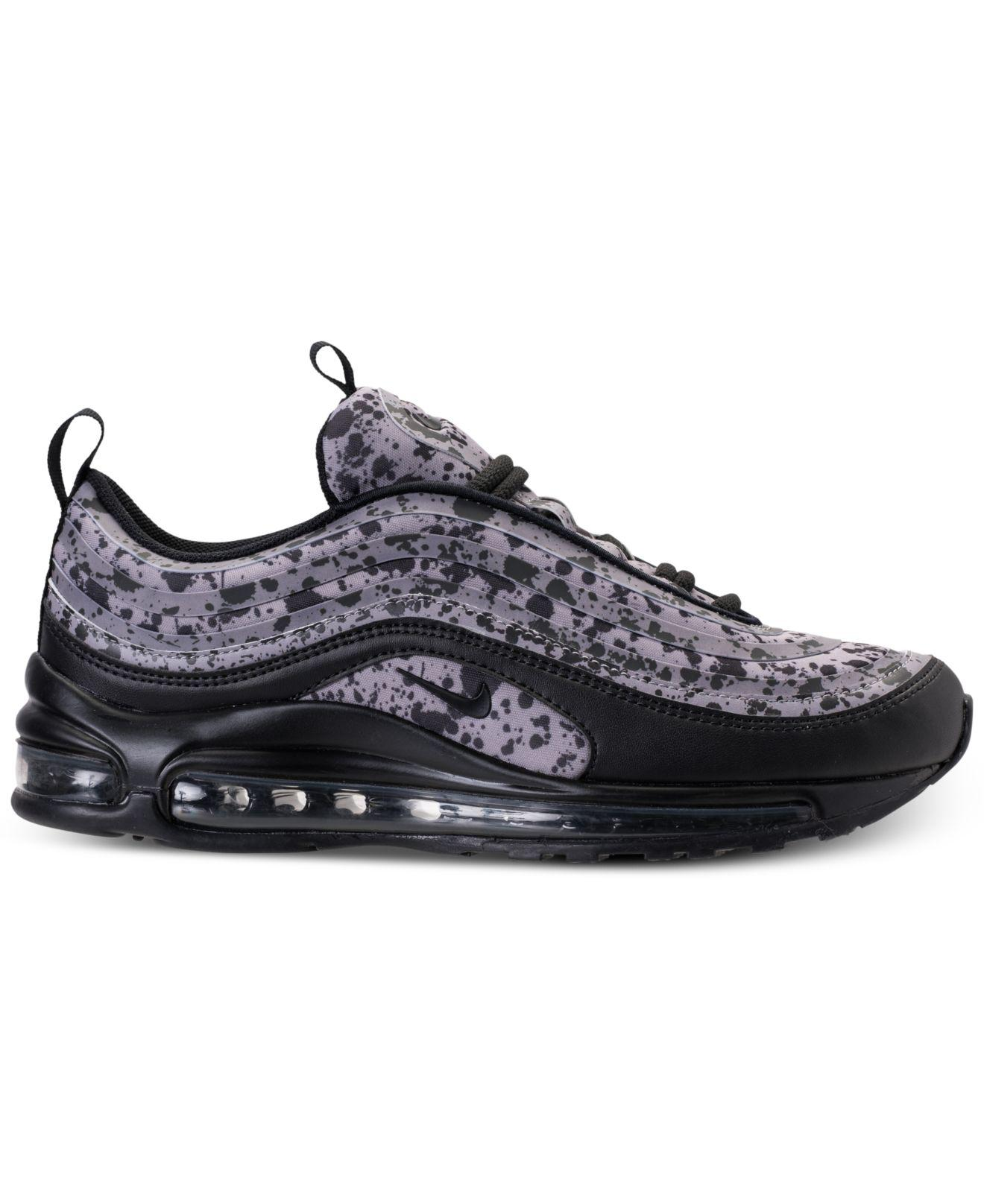 outlet store fe4ba d80cc Lyst - Nike Air Max 97 Ultra 2017 Premium Casual Sneakers From ...
