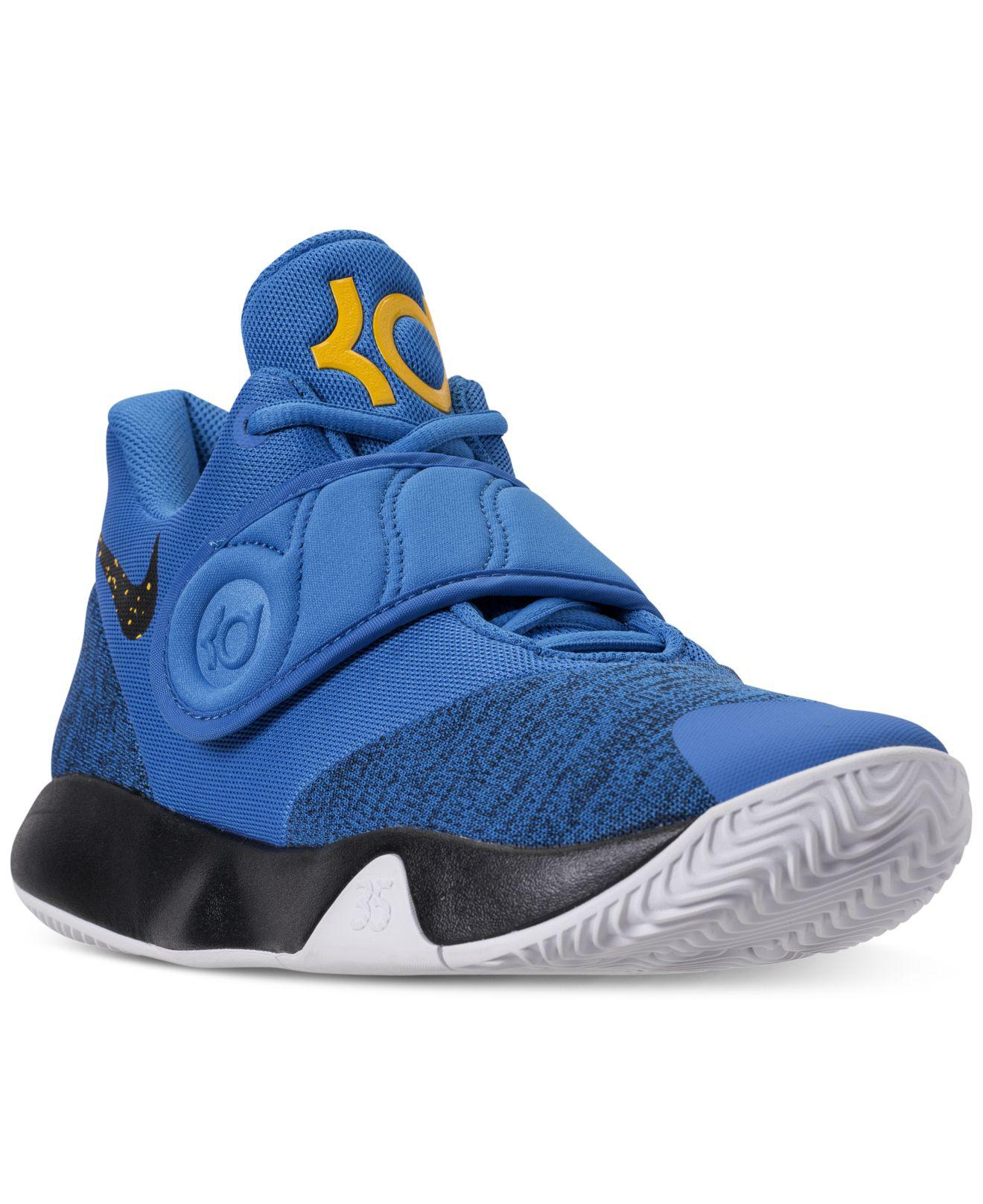 6da57ec094cc Lyst - Nike Kd Trey 5 Vi Basketball Sneakers From Finish Line in Blue