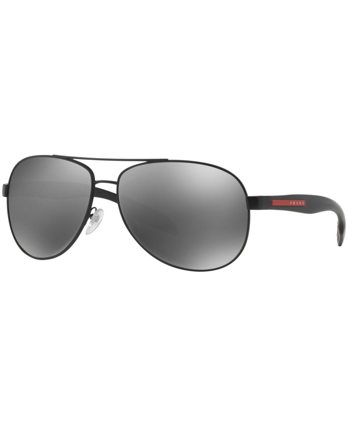 14fd93dc8a Prada - Black Sunglasses