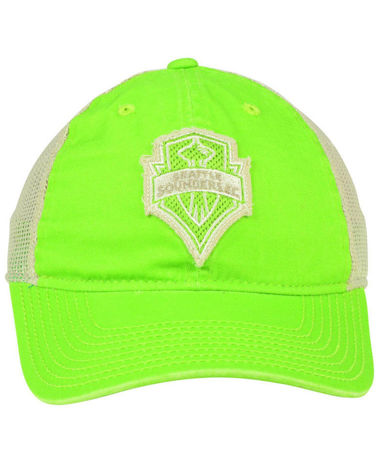 brand new 227c8 67949 coupon for adidas columbus crew sc cuff knit sports fan shop by lids men  617f8 85a3e  coupon code for lyst adidas seattle sounders fc bleached  trucker cap ...