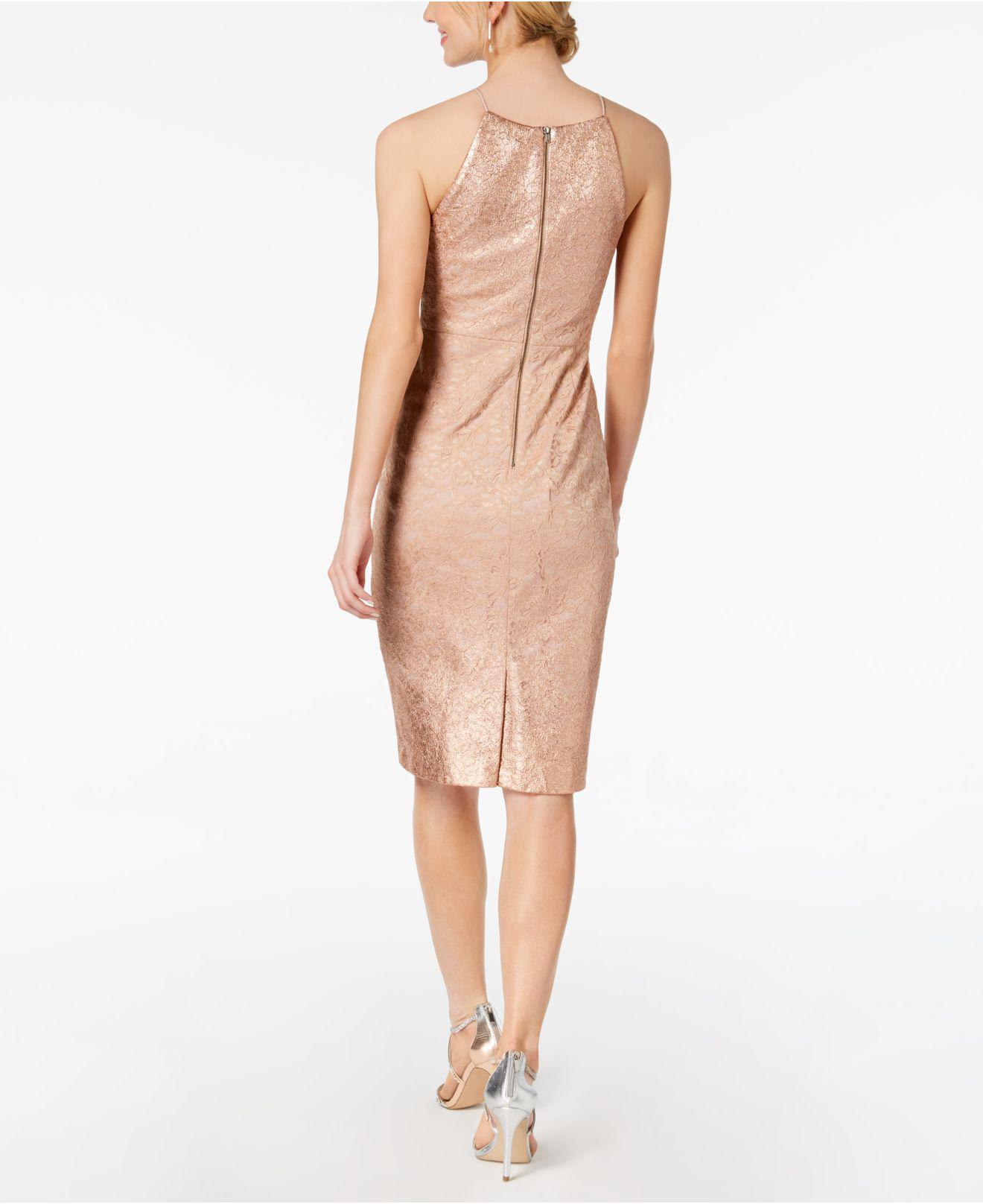 927b5295 Gallery. Previously sold at: Macy's, Nordstrom · Women's Sheath Dresses  Women's Wedding Guest Dresses Women's Adrianna Papell Lace Dress ...