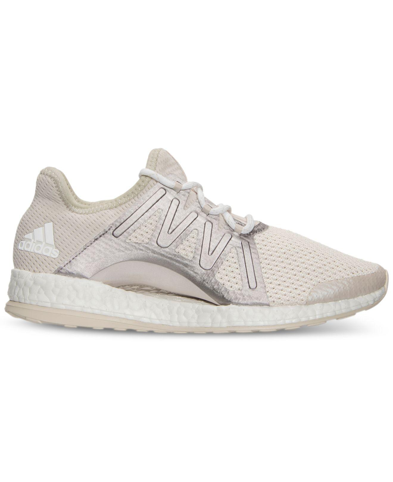 af25ac1cb Lyst - Adidas Women s Pure Boost Xpose Running Sneakers From Finish ...