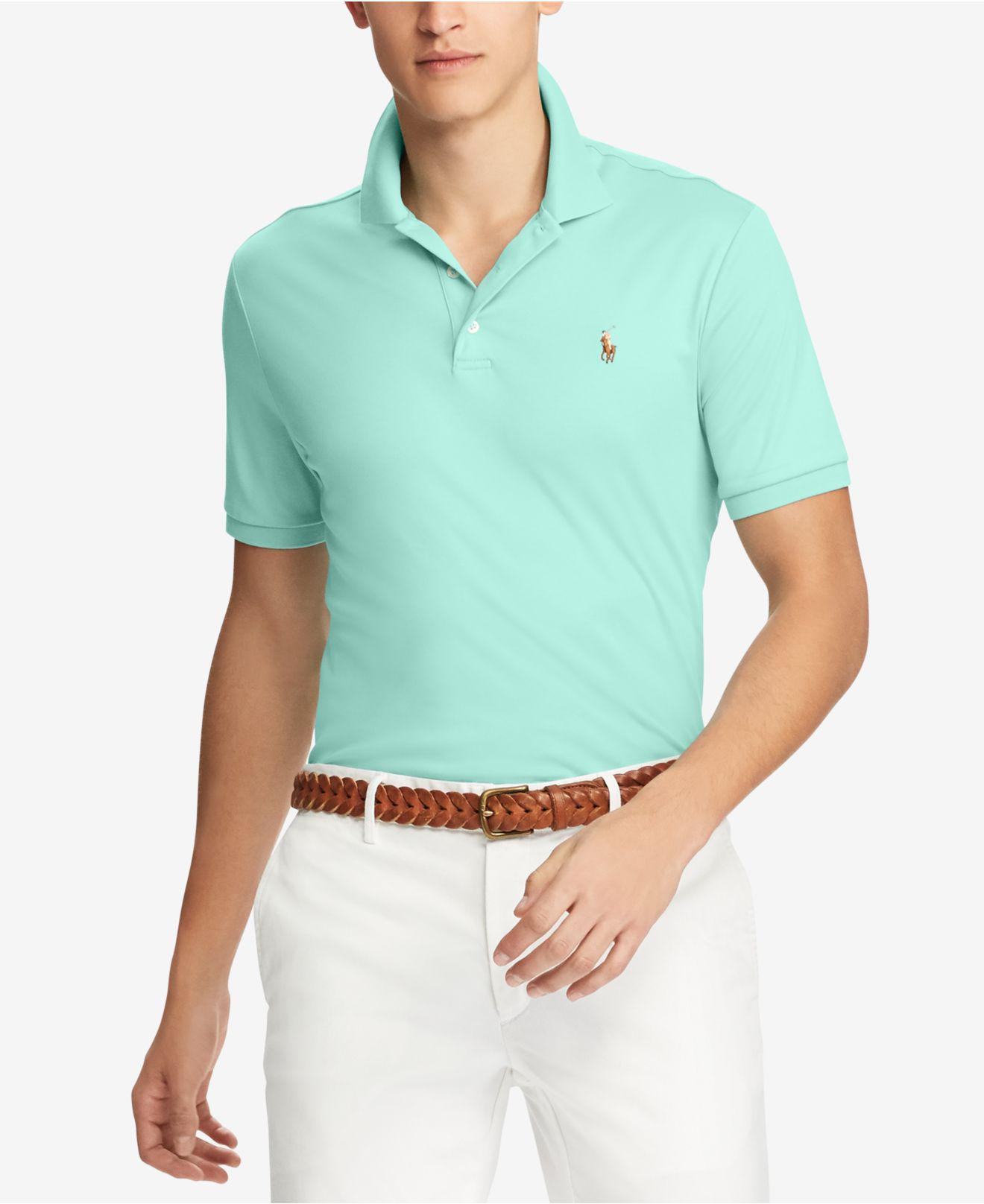 Custom Slim Fit Soft-touch Polo