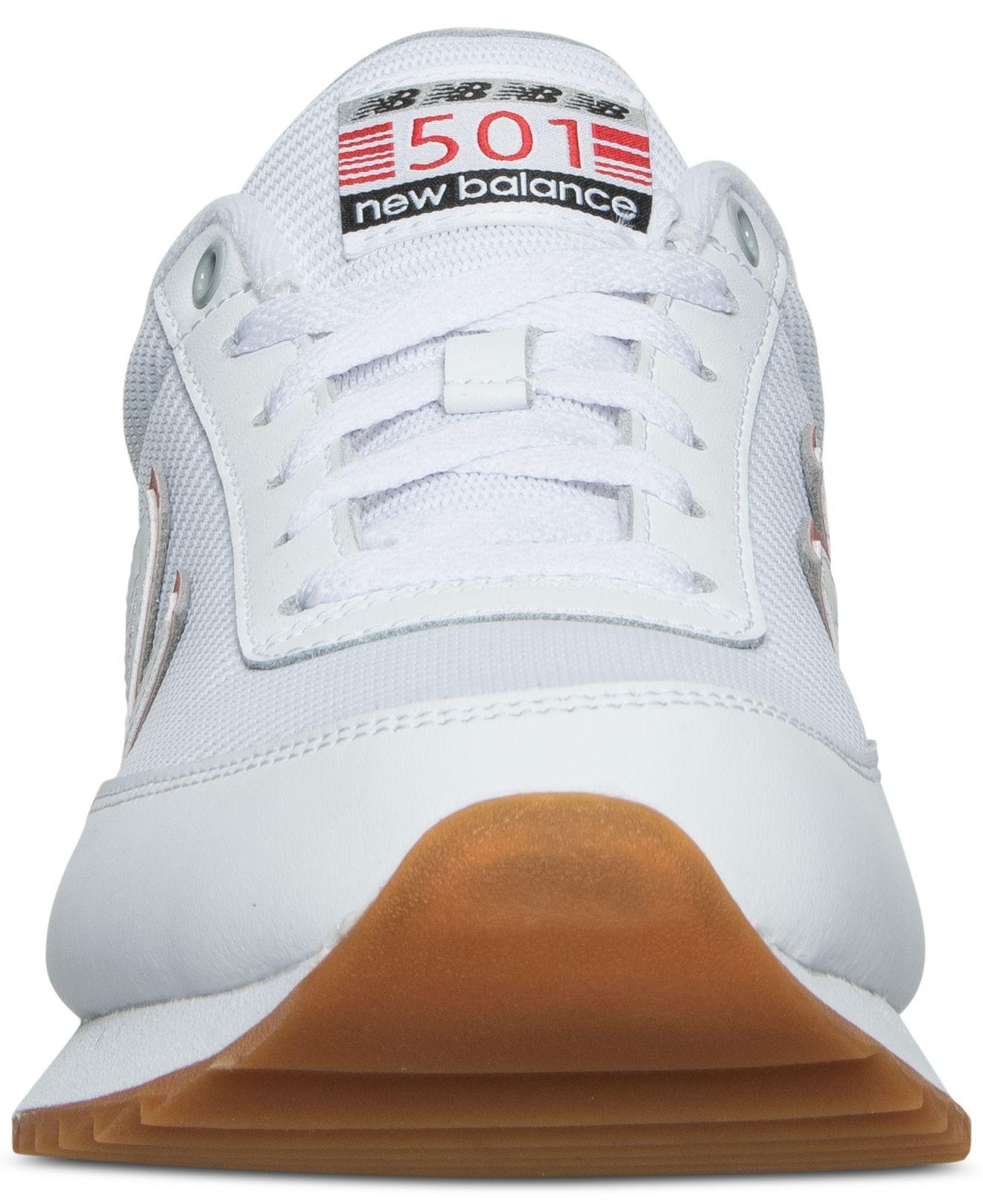 501 Gum Ripple Casual Sneakers