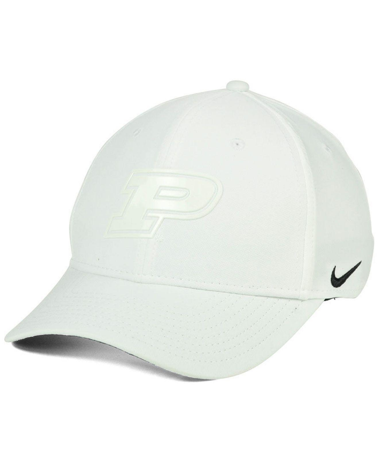 hot sale online 552aa f479c top quality purdue nike hat fe633 c0654