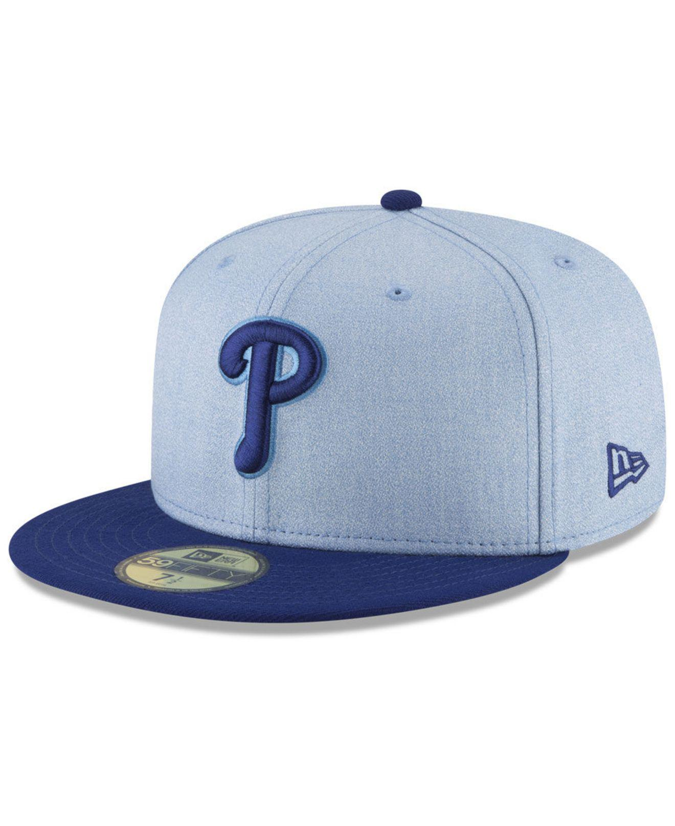 info for c6463 07daa KTZ Philadelphia Phillies Father s Day 59fifty Fitted Cap 2018 in ...