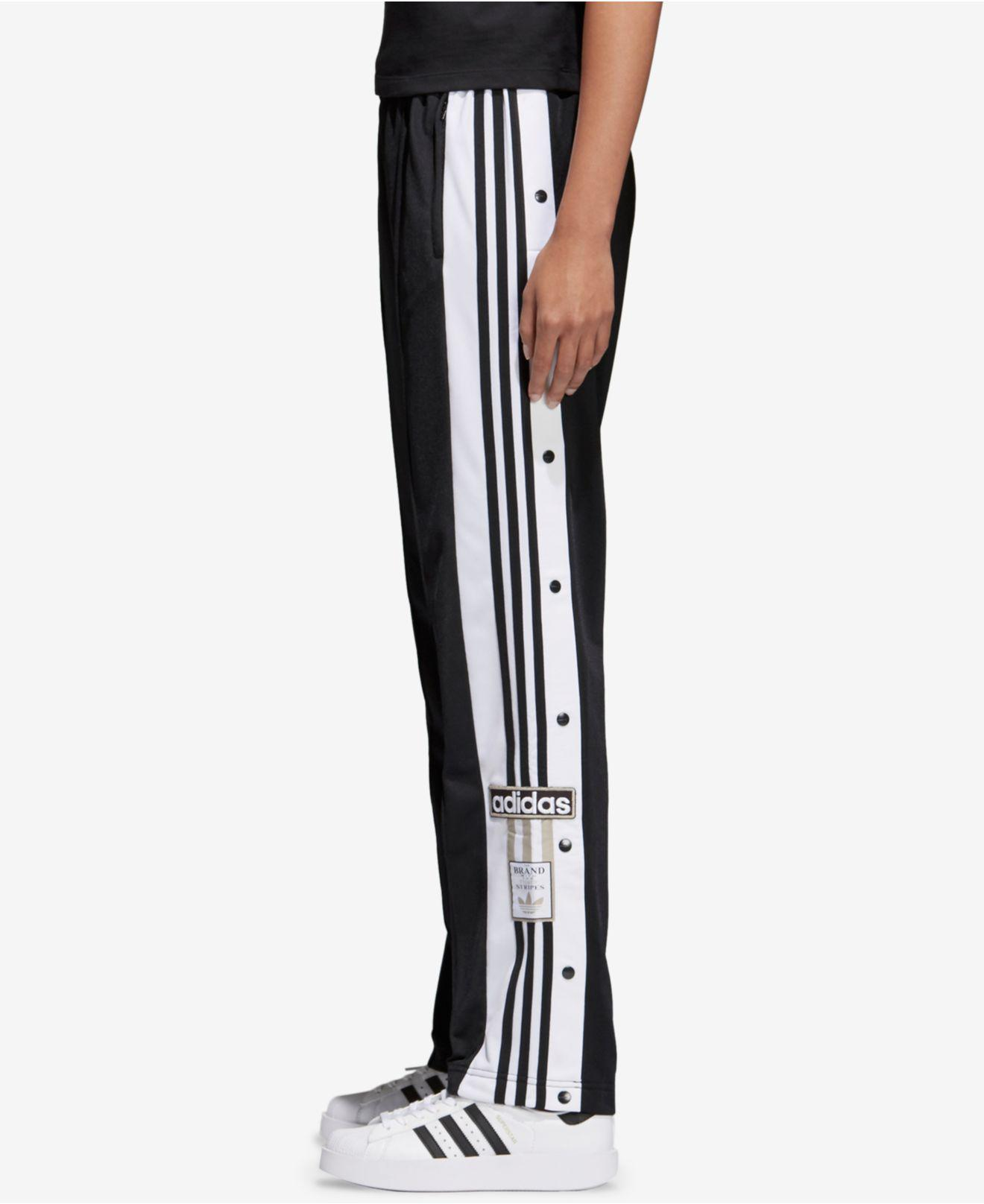 Adidas - Black Originals Adibreak Track Pants - Lyst. View fullscreen 93579db2ae9d