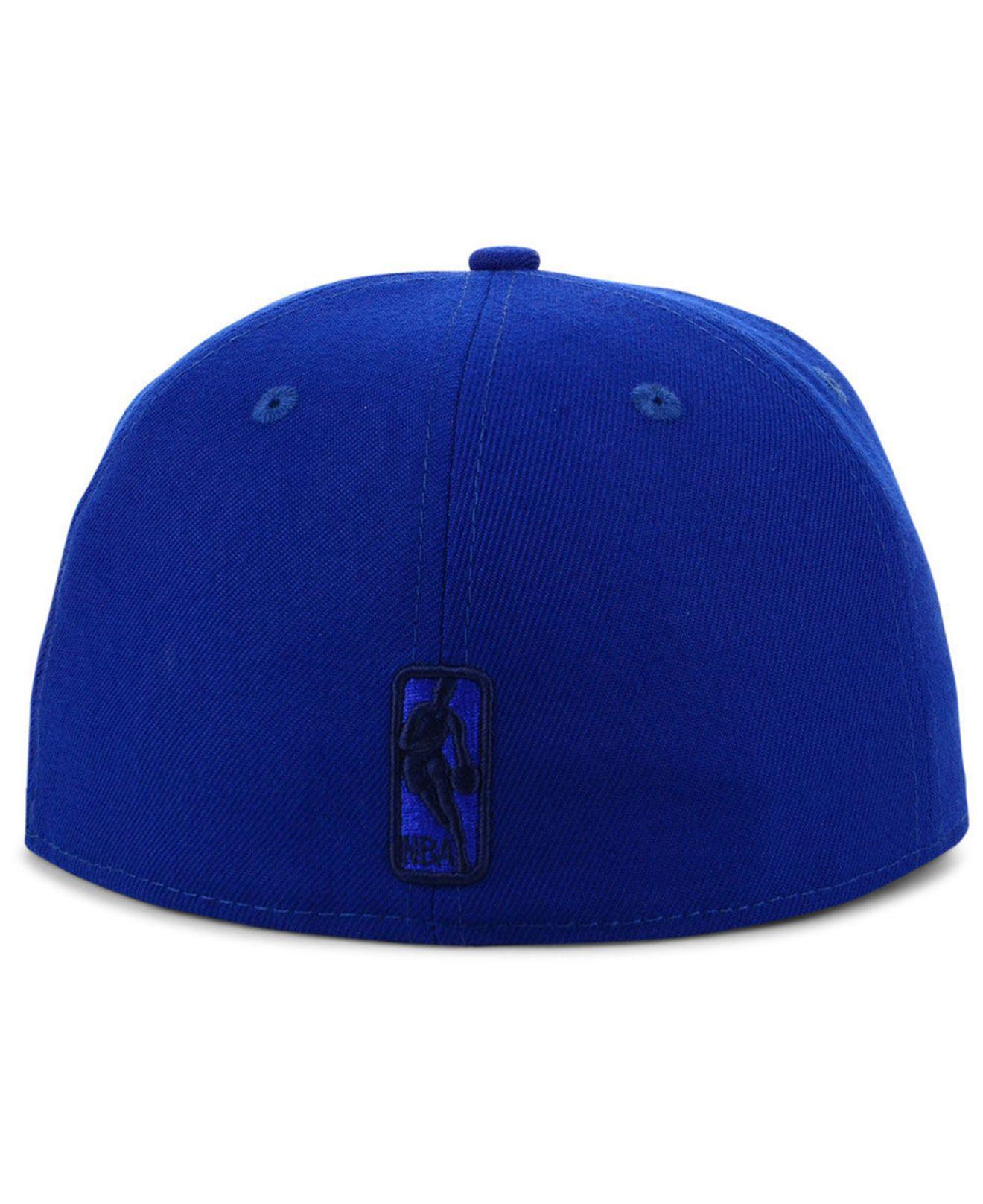 sale retailer c7f16 88548 Lyst - KTZ Boston Celtics Color Prism Pack 59fifty Cap in Blue for Men