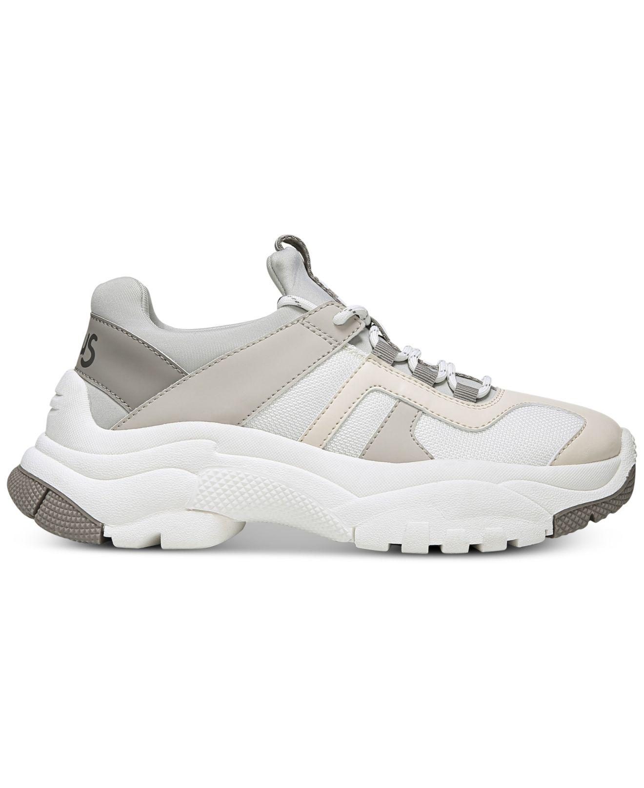 053cfc40a Lyst - Circus by Sam Edelman Terry Tonal Sport Runners in Gray - Save 49%