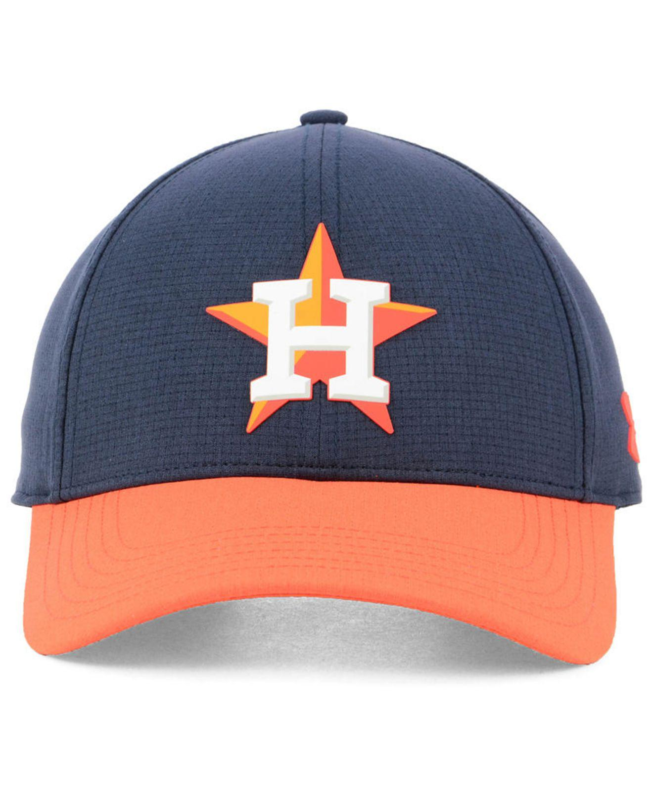 d6f454a91bf Lyst - Under Armour Houston Astros Driver Cap in Blue for Men