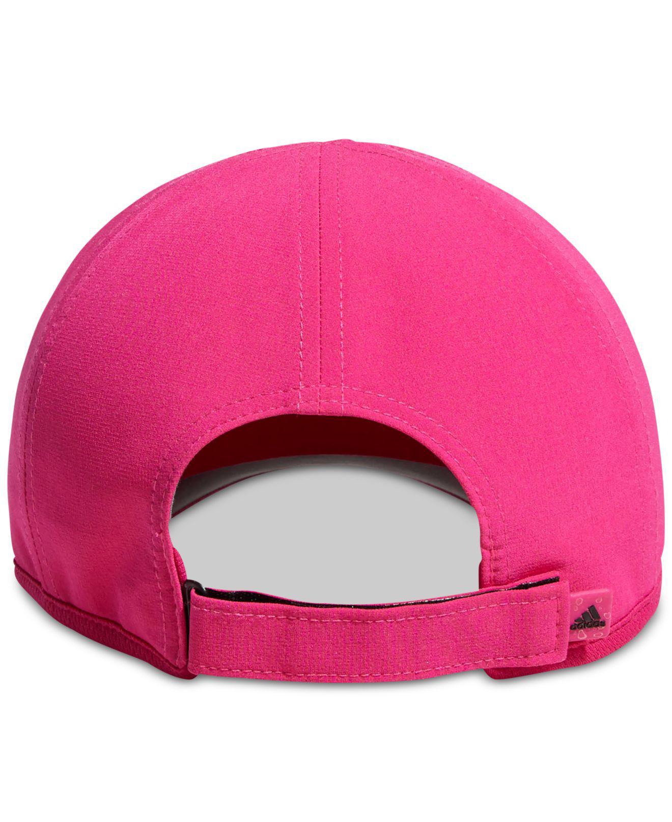 9b7861653b4 Adidas - Pink Superlite Cap - Lyst. View fullscreen
