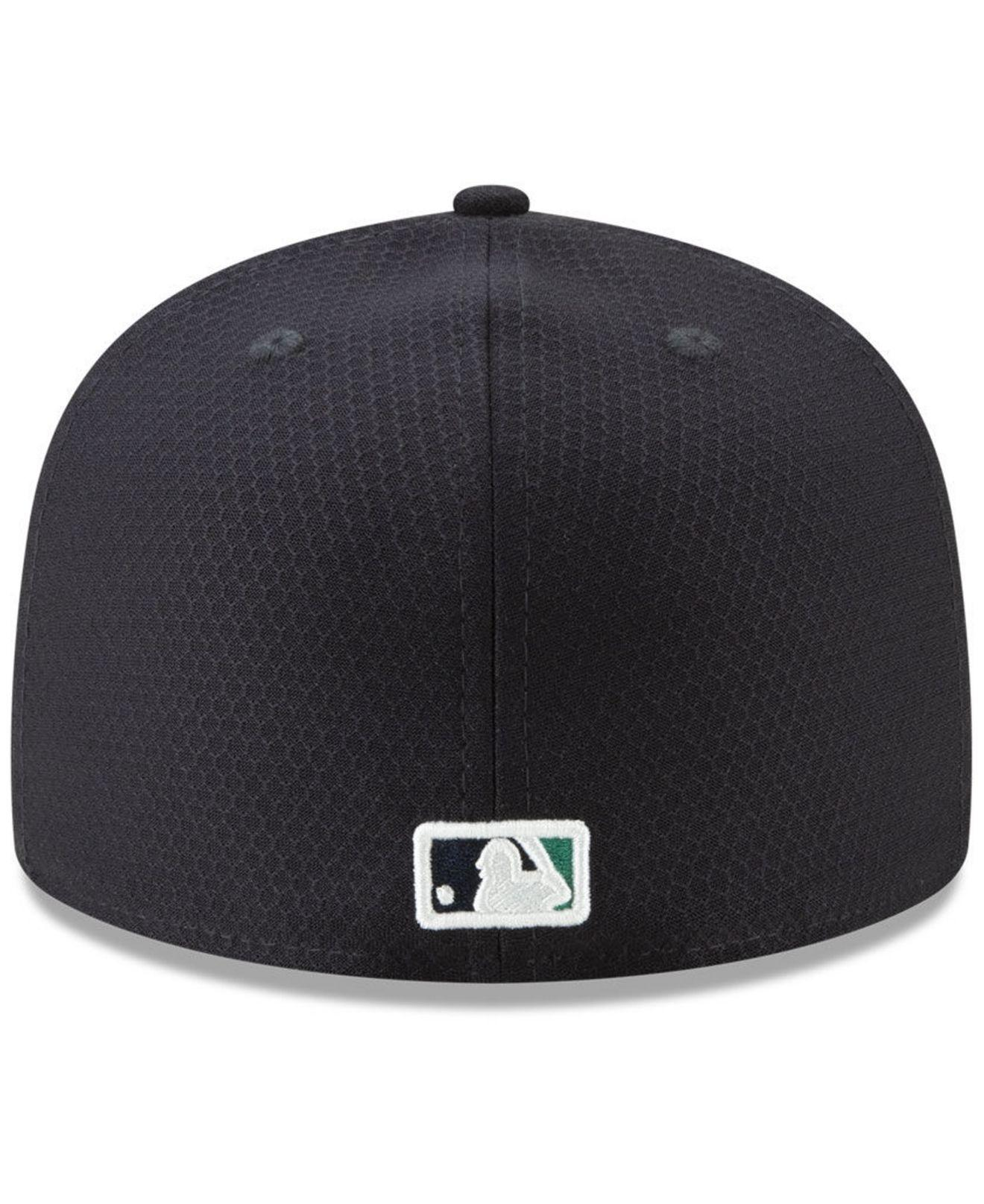 new arrive online here new photos KTZ Synthetic Seattle Mariners Batting Practice 59fifty-fitted Cap ...