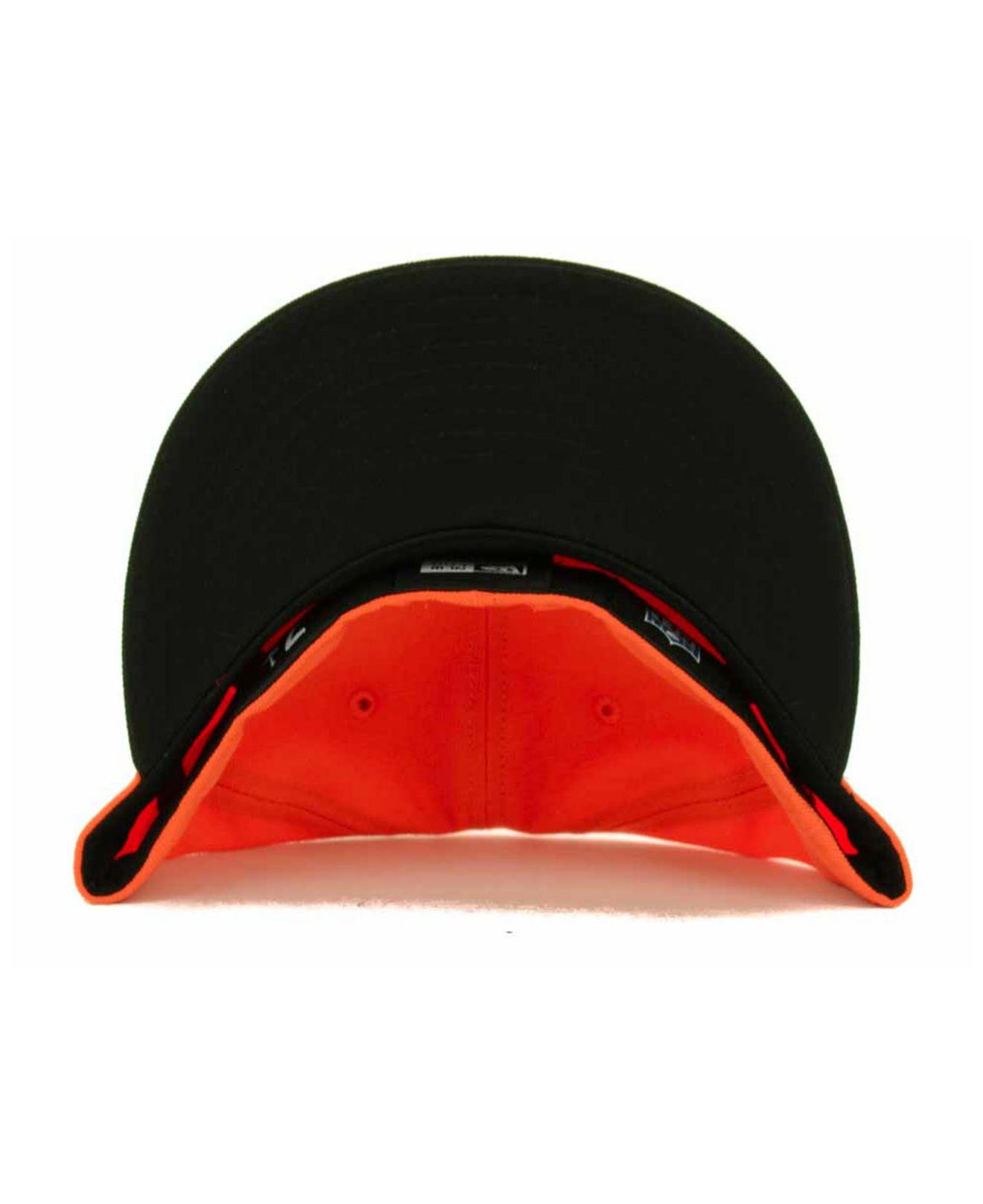 finest selection 0756a 83ae2 ... Cincinnati Bengals Nfl 2 Tone 59fifty Fitted Cap for Men - Lyst. View  fullscreen