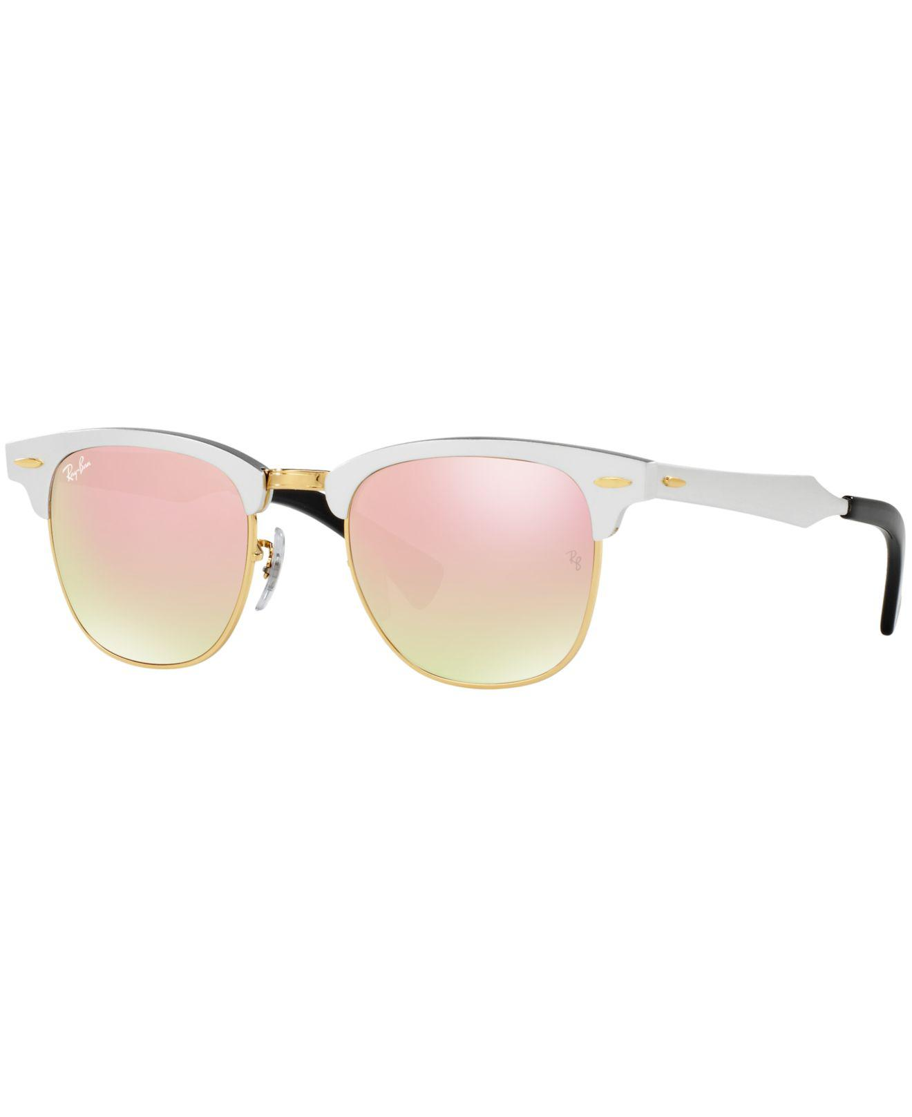 14dcd0f431 ... discount code for gallery. previously sold at macys womens clubmaster  sunglasses womens ray ban clubmaster