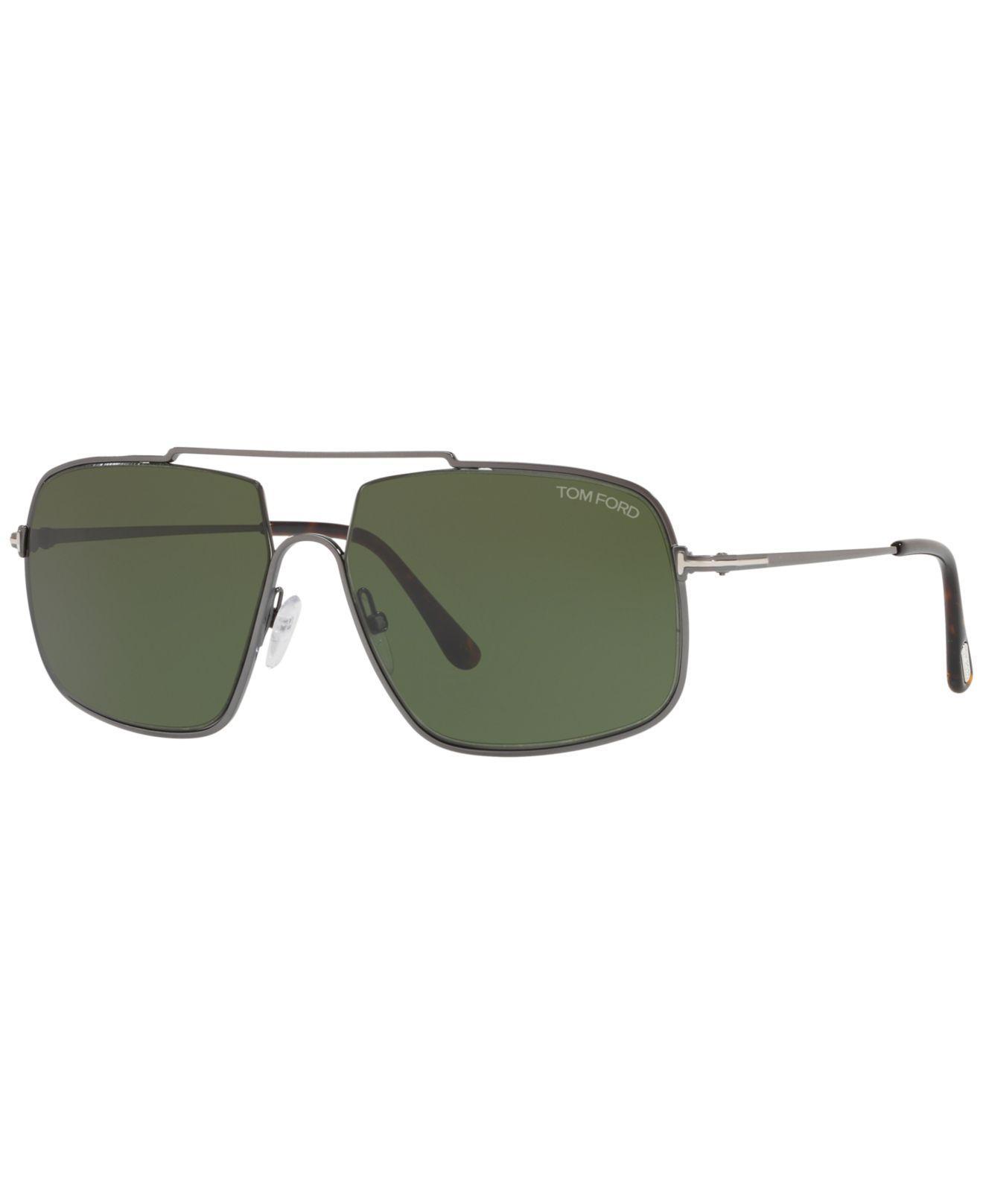 130f4f03890 Tom Ford - Green Sunglasses