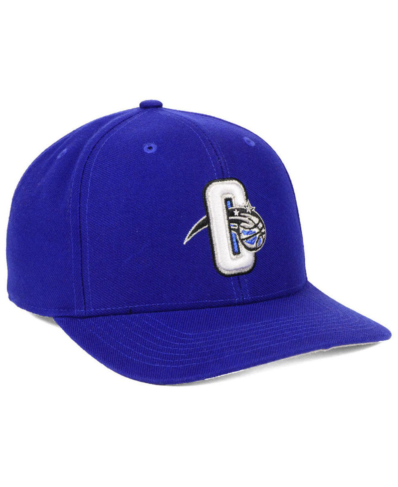 new style d3b26 d122b 47 Brand Orlando Magic Mash Up Mvp Cap in Blue for Men - Lyst