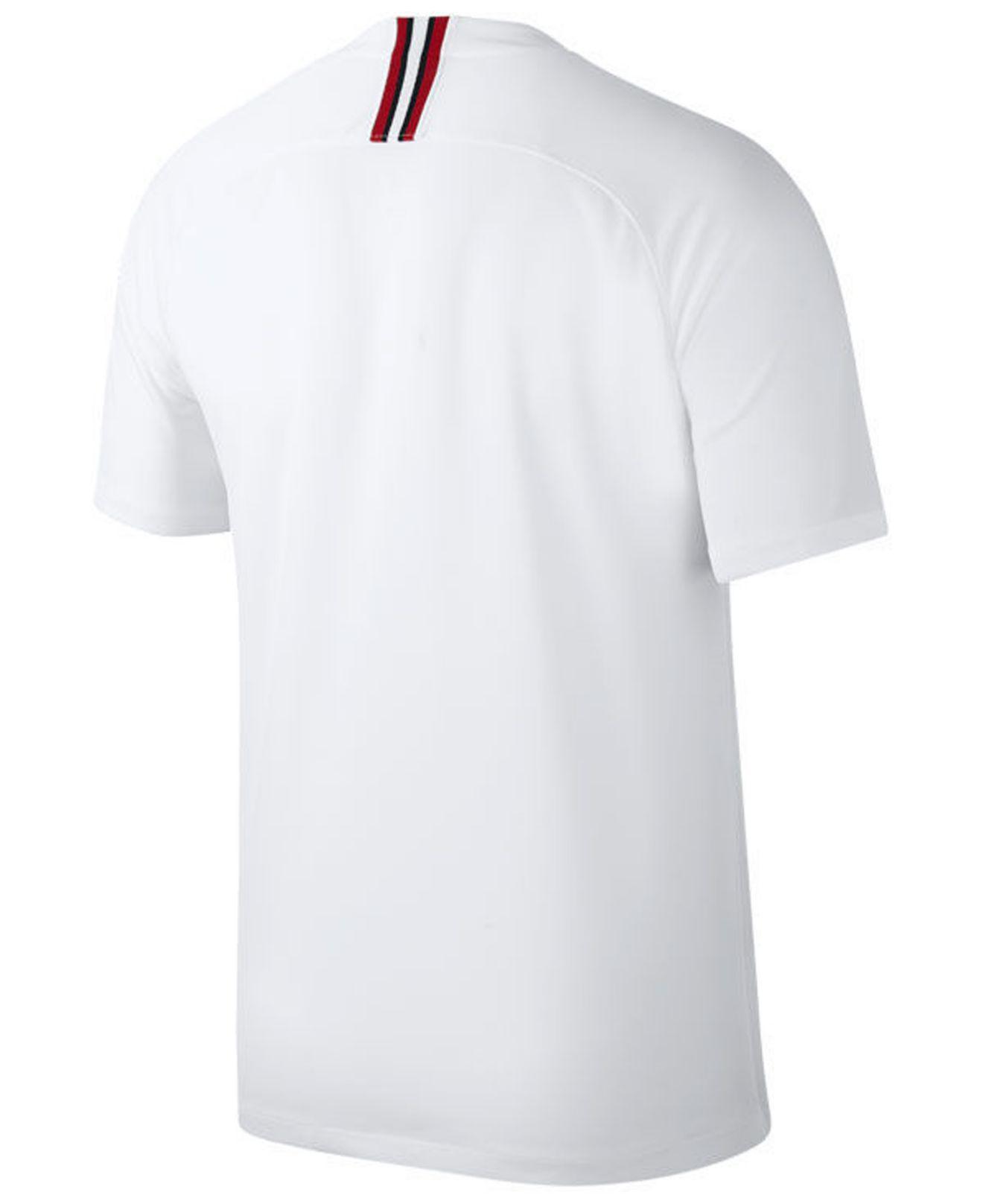 9fd7afce0a4d3 Lyst - Nike Paris Saint-germain International Club 3rd Jersey in White for  Men