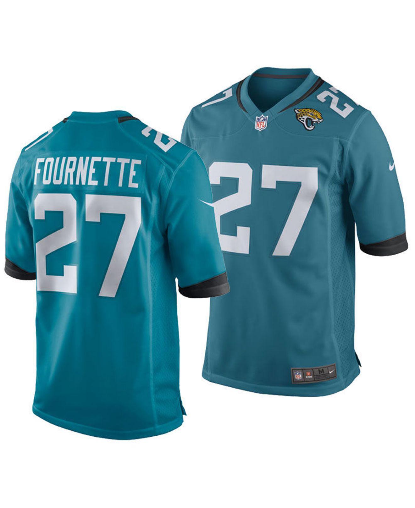 785eb53a2 Lyst - Nike Leonard Fournette Jacksonville Jaguars Game Jersey in ...