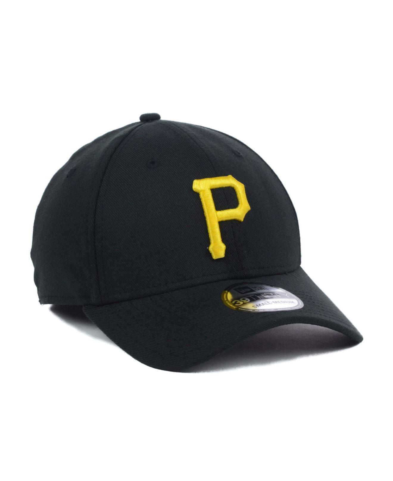 f3a6d9cbdf2 ... Pittsburgh Pirates Mlb Team Classic 39thirty Cap for Men - Lyst. View  fullscreen