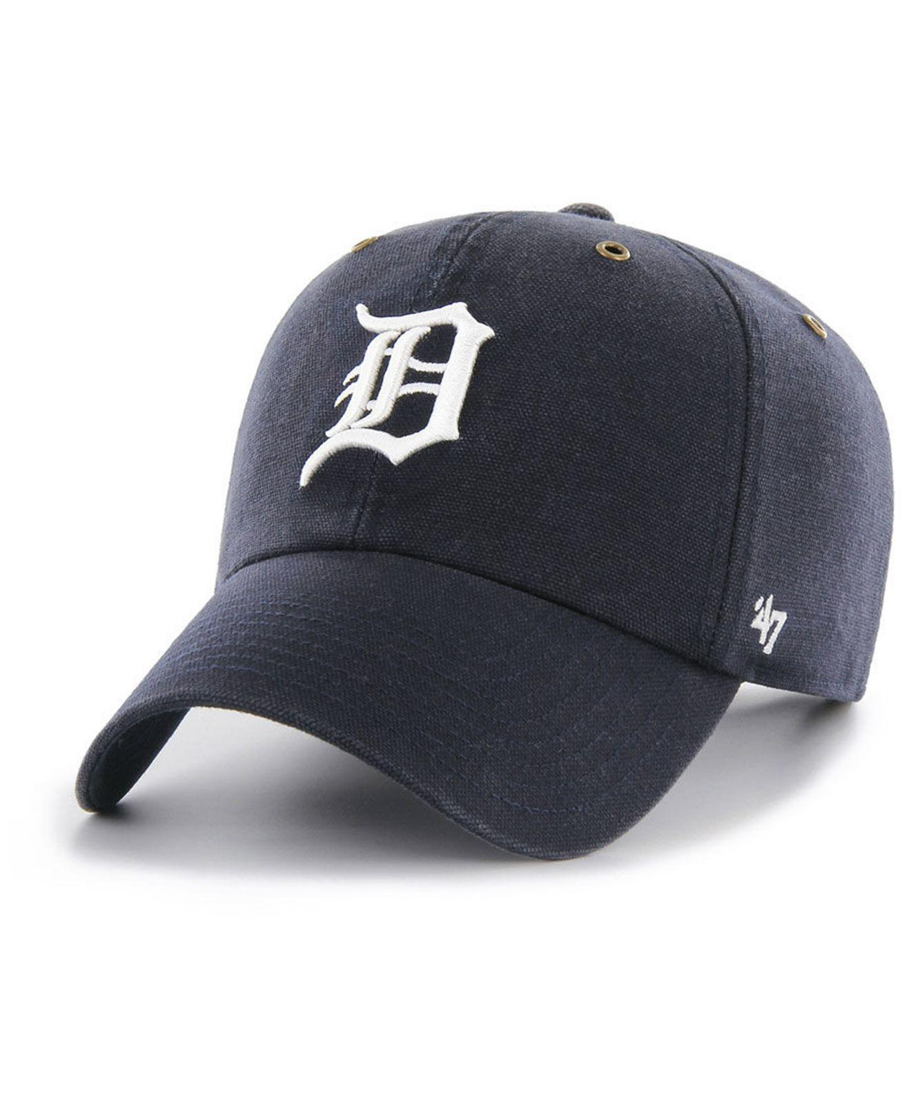 pretty nice 96576 23694 ... Detroit Tigers Carhartt Clean Up Cap for Men - Lyst. View fullscreen