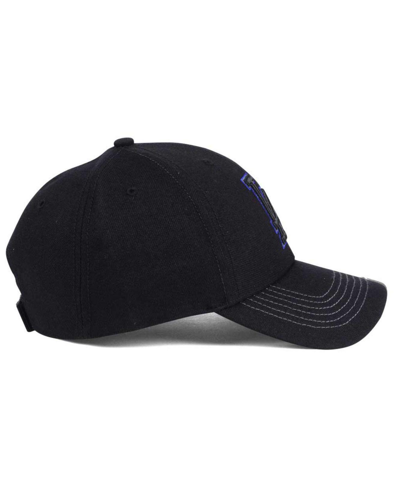 wholesale dealer d156b 92859 ... cheap 47 brand black swing shift mvp cap for men lyst. view fullscreen  88ef5 327ce