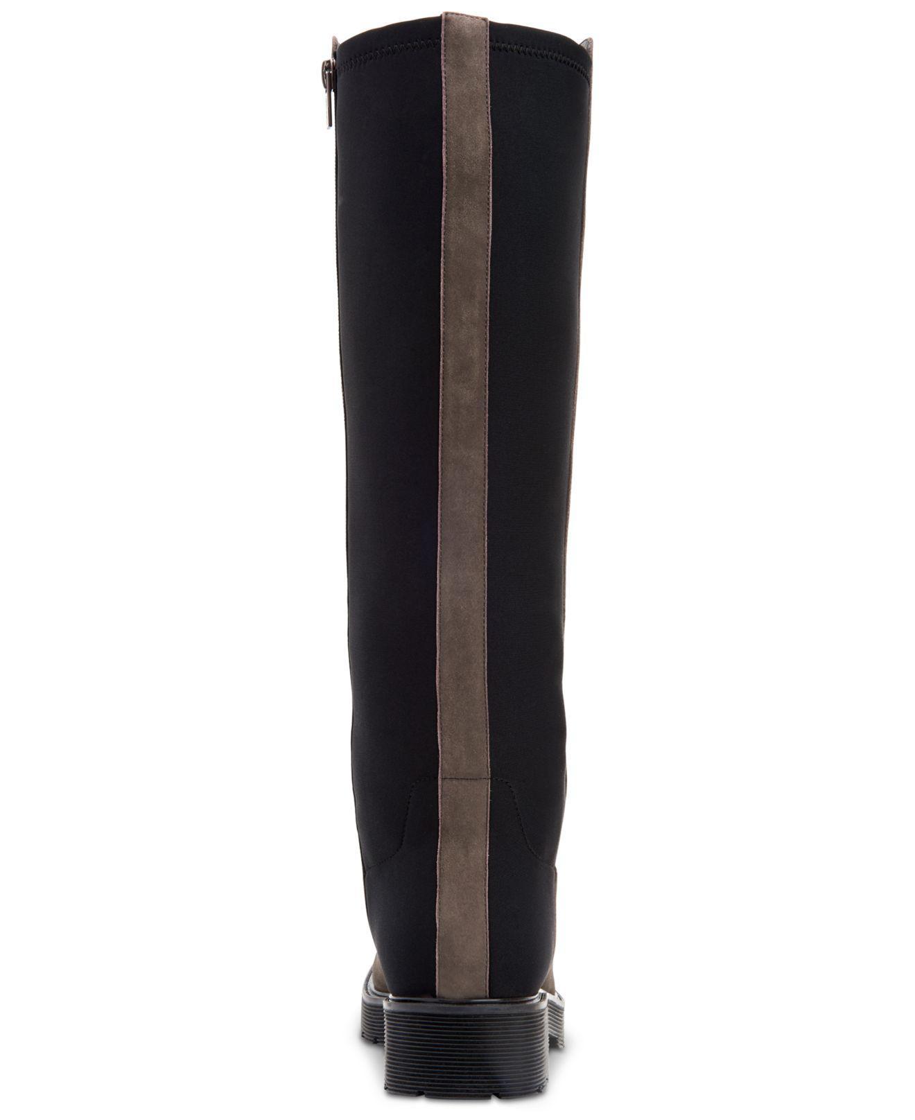Calvin Klein Neoprene Themis Boots in