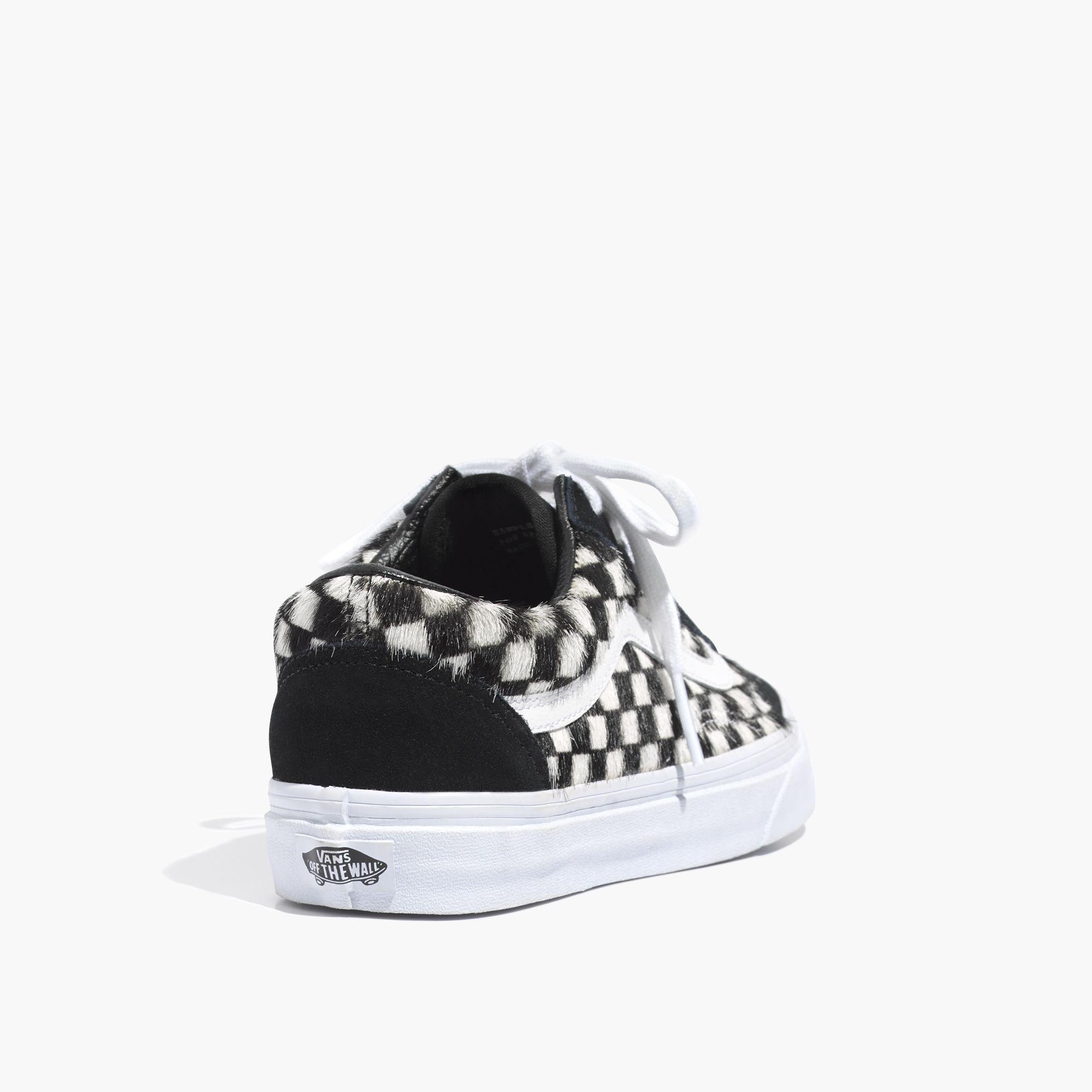 563c0458c70 Lyst - Vans Madewell X ® Unisex Old Skool Lace-up Sneakers In ...