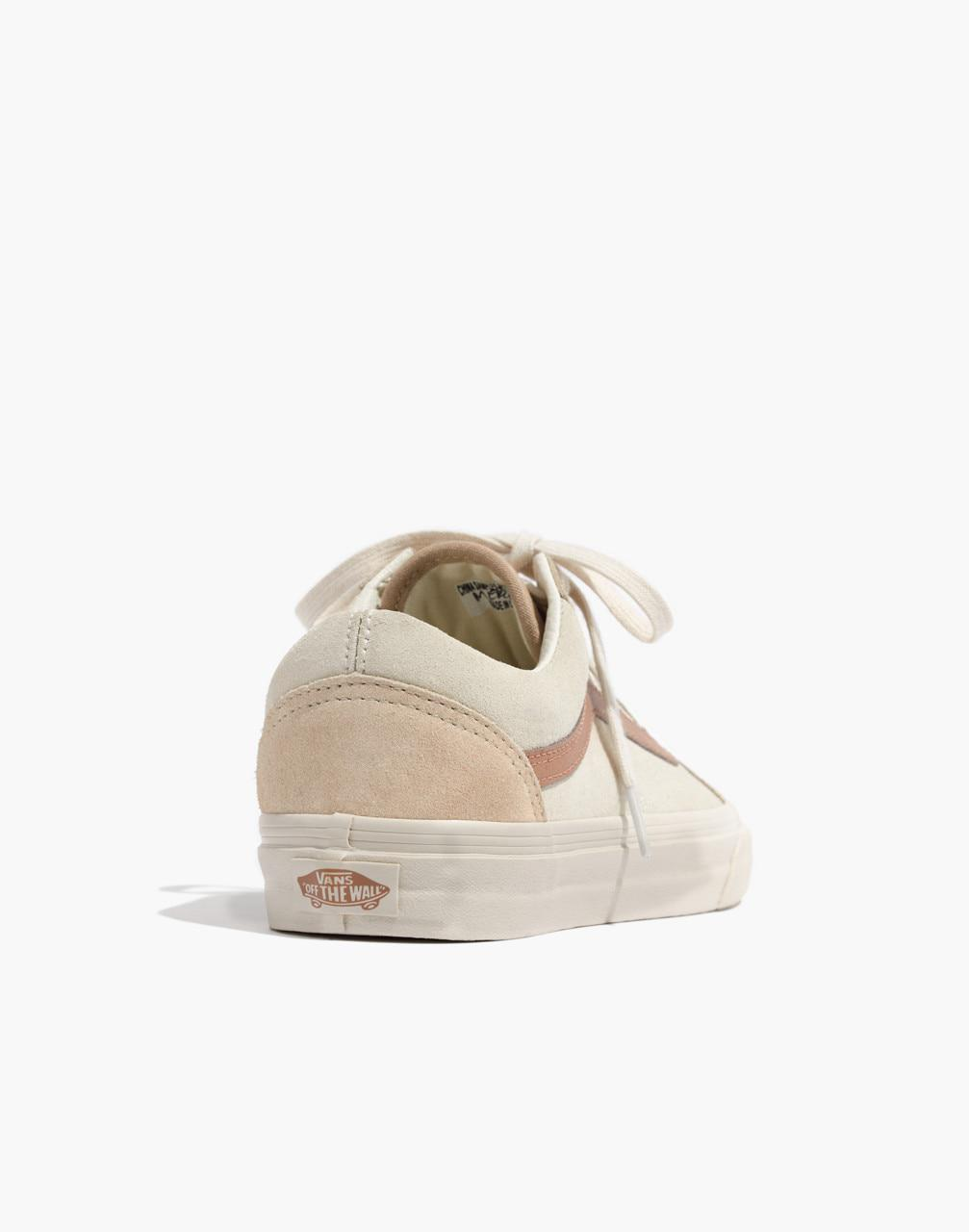 e68bbdd02a Lyst - Madewell X Vans Unisex Old Skool Lace-up Sneakers In Camel ...