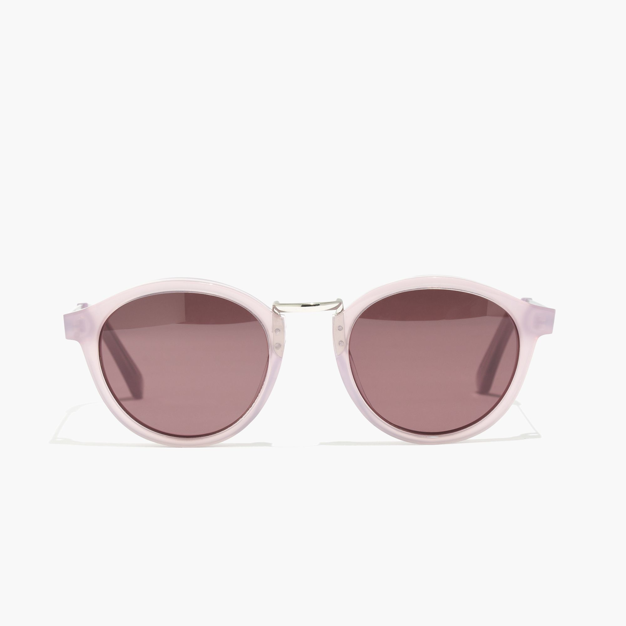 Madewell Indio Sunglasses in Pink