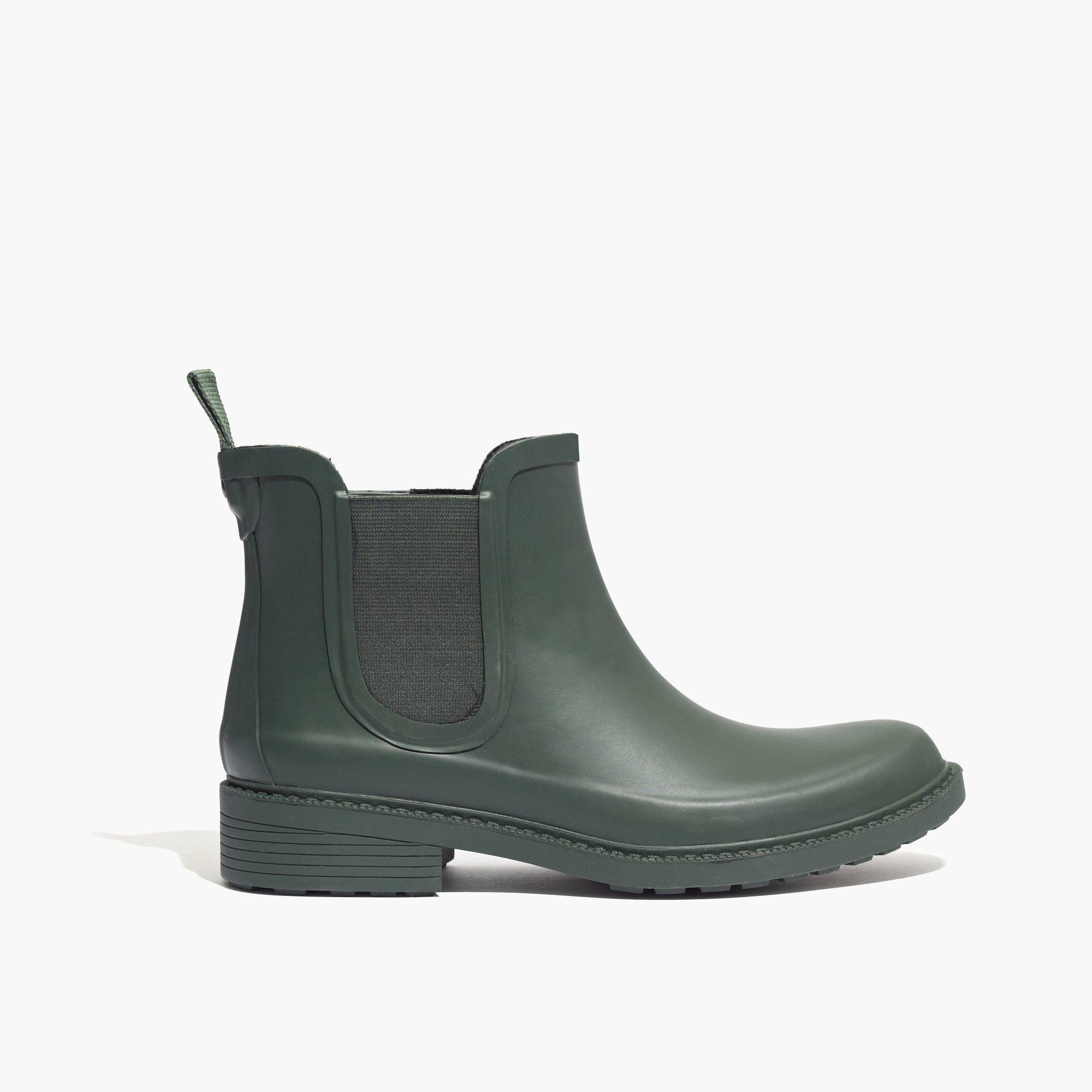 Lyst Madewell The Chelsea Rain Boot