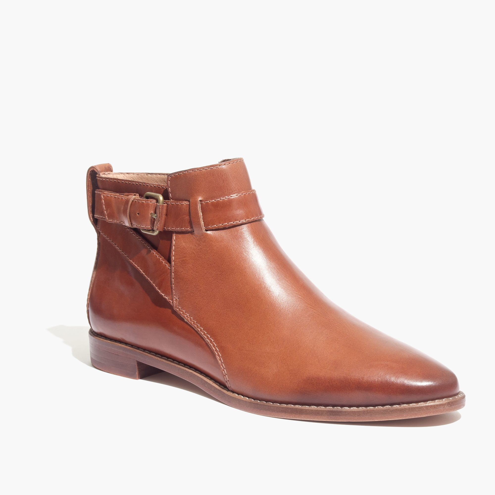 Madewell Leather The Hollis Boot