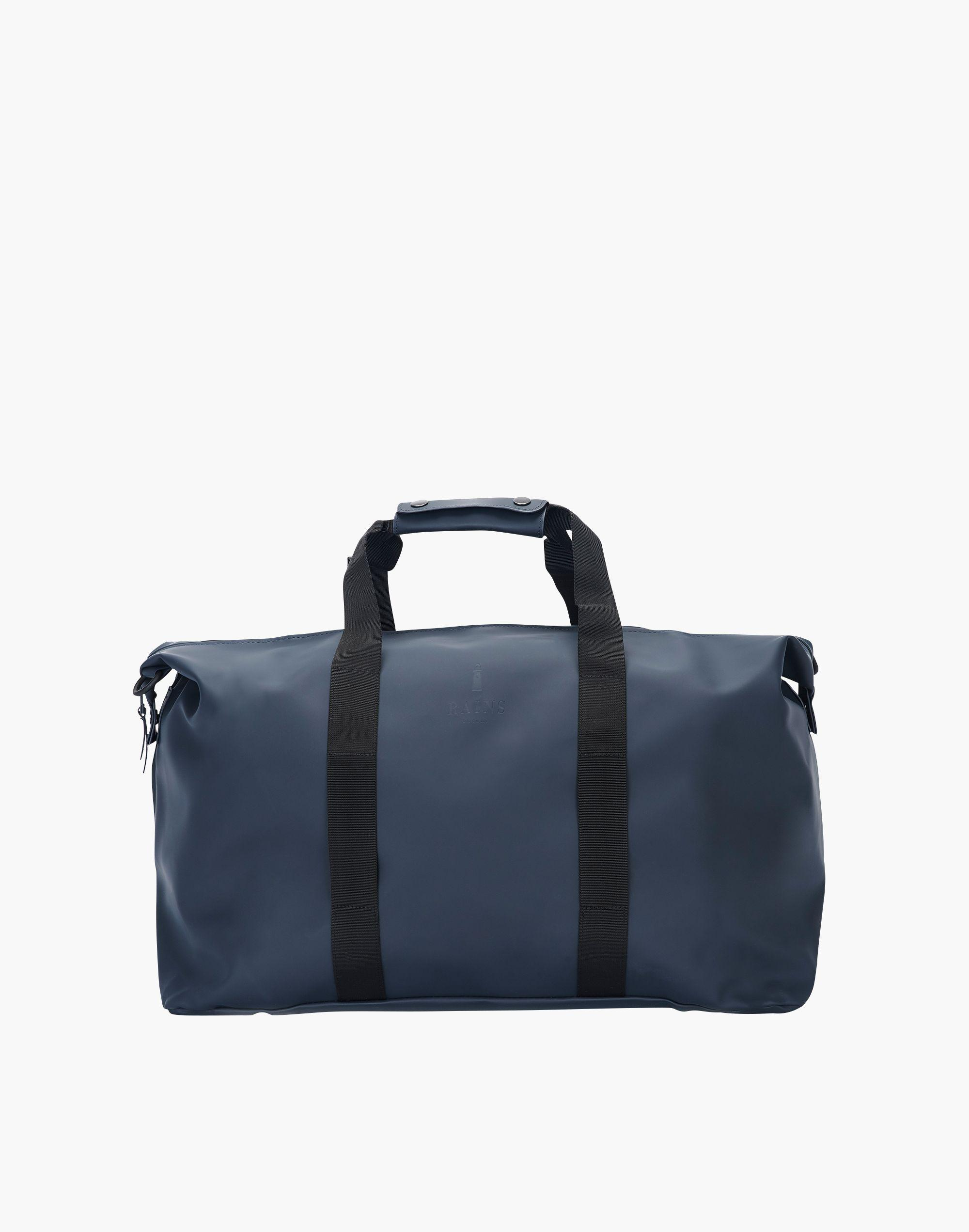 Lyst - Madewell Rains® Weekend Bag in Blue for Men 496381ef960a4