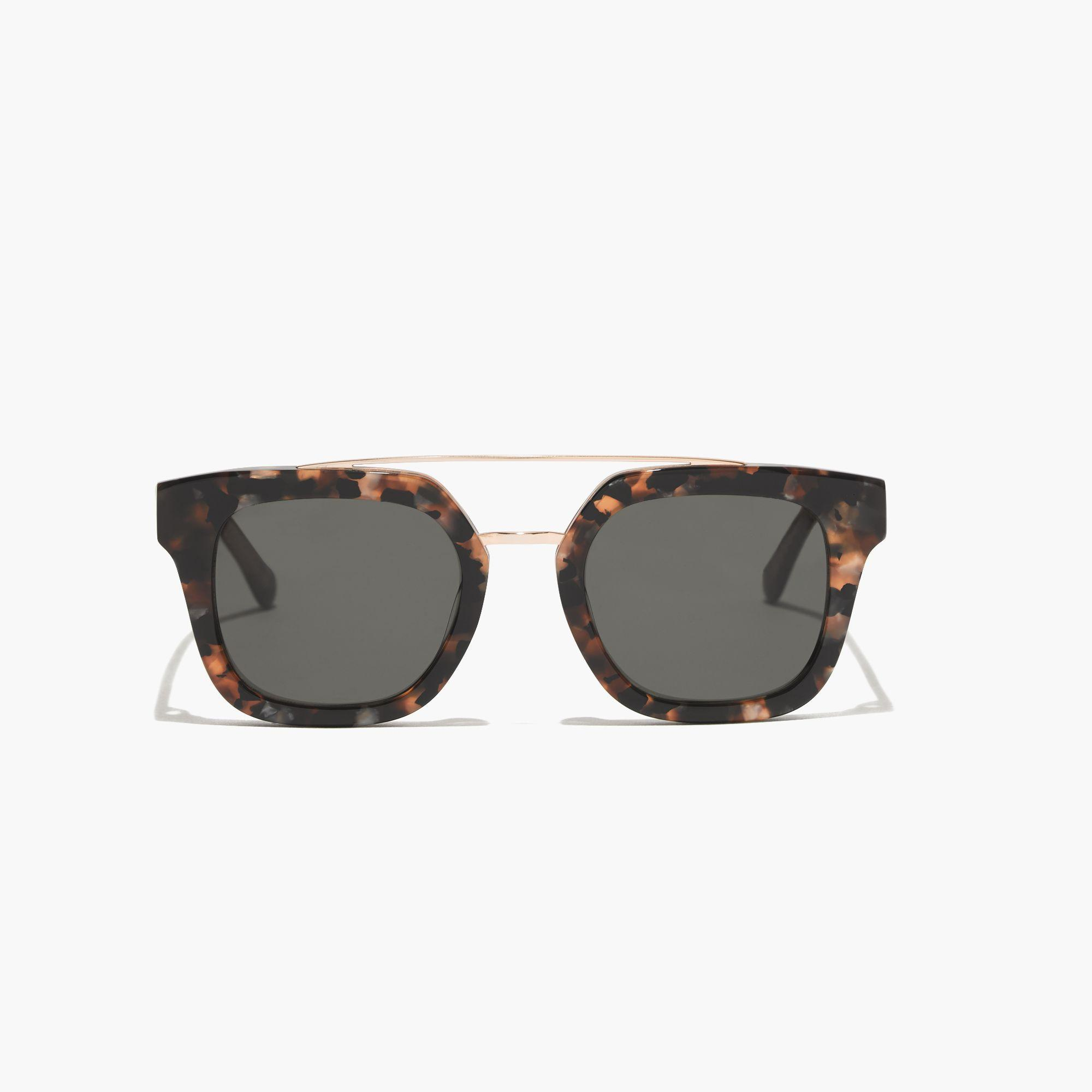 Madewell Lexington Top-bar Sunglasses