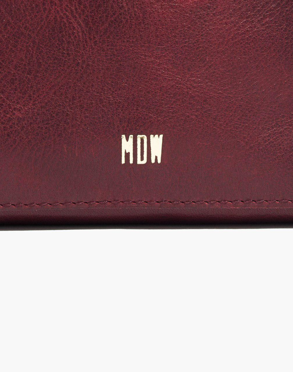 Madewell Leather The Small Transport Crossbody