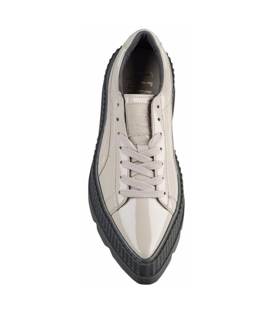 brand new afbde b19a3 Women's Dove Pointy Creeper Patent