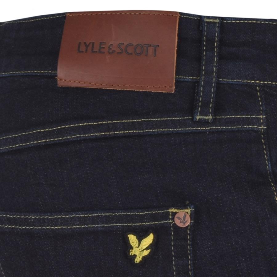 Lyle & Scott Denim Lyle And Scott Slim Fit Jeans Blue for Men