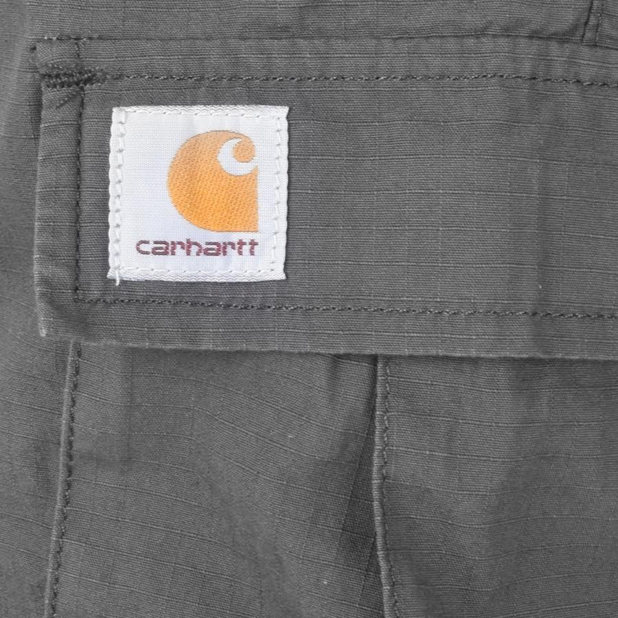 Carhartt Cotton Aviation Cargo Trousers In Grey in Grey for Men